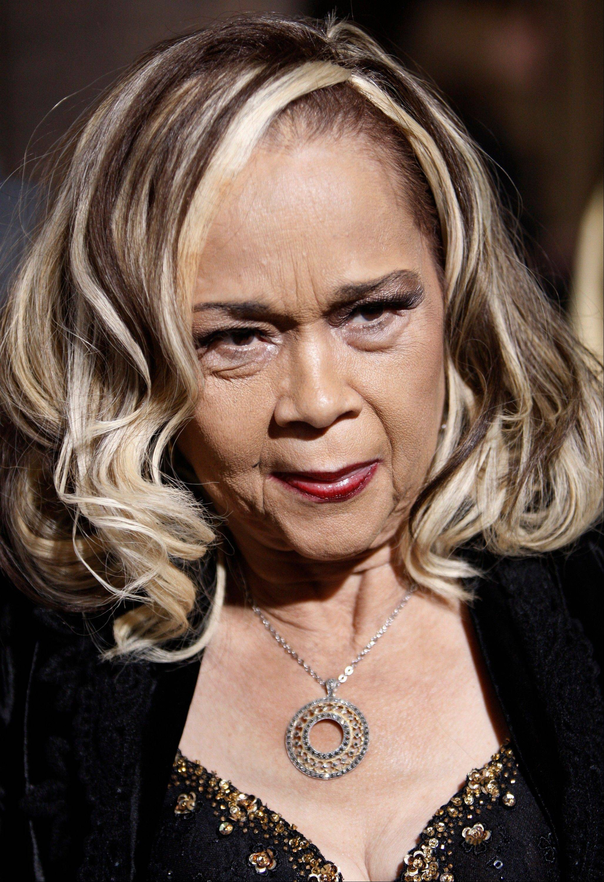 "Etta James, the feisty rhythm and blues singer whose raw, passionate vocals anchored many hits and made the yearning ballad ""At Last"" an enduring anthem for weddings, commercials and even President Barack Obama, died Jan. 20. She was 73."