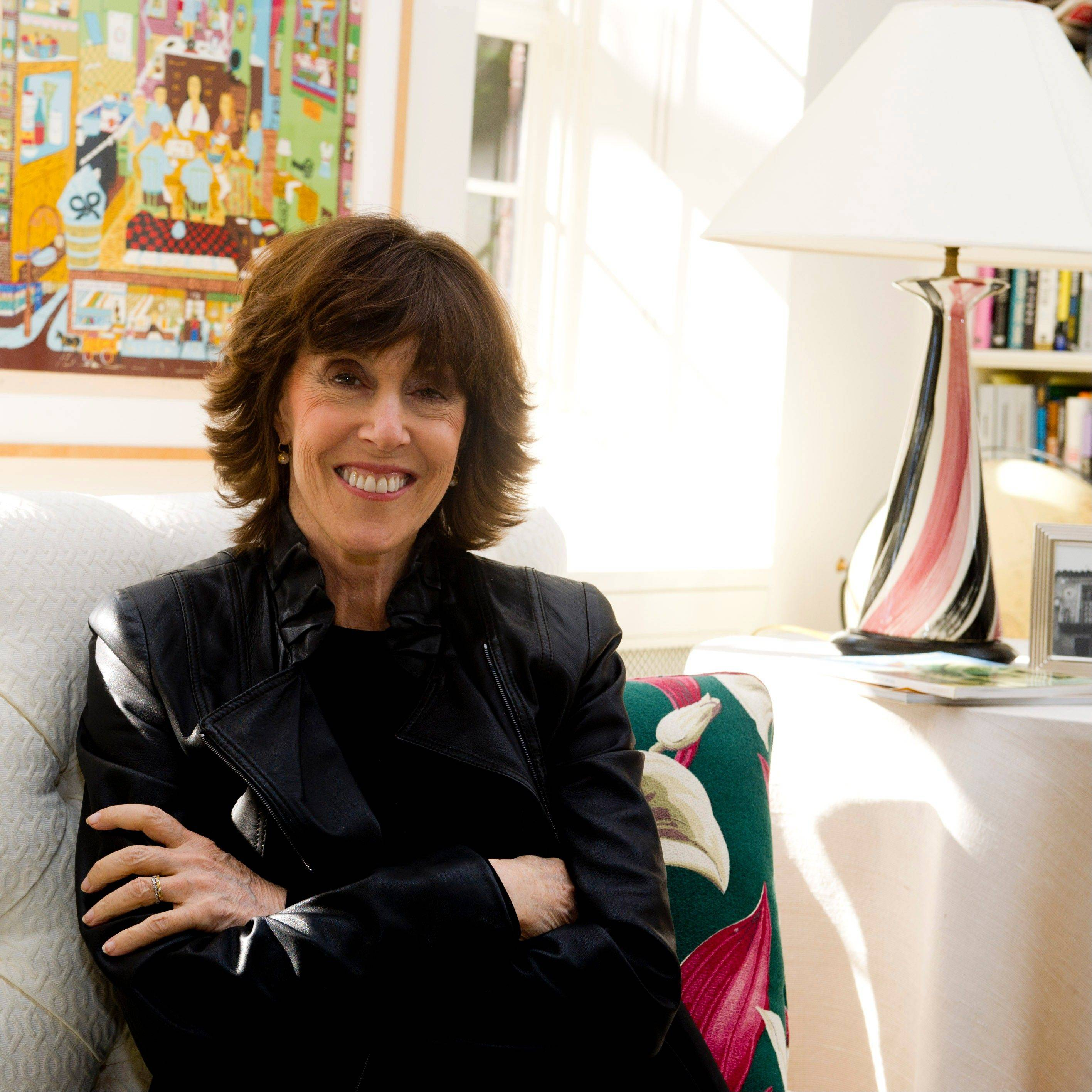 Nora Ephron, essayist, author and filmmaker who thrived in the male-dominated worlds of movies and journalism and was loved, respected and feared for her wit died at age 71 on June 26.