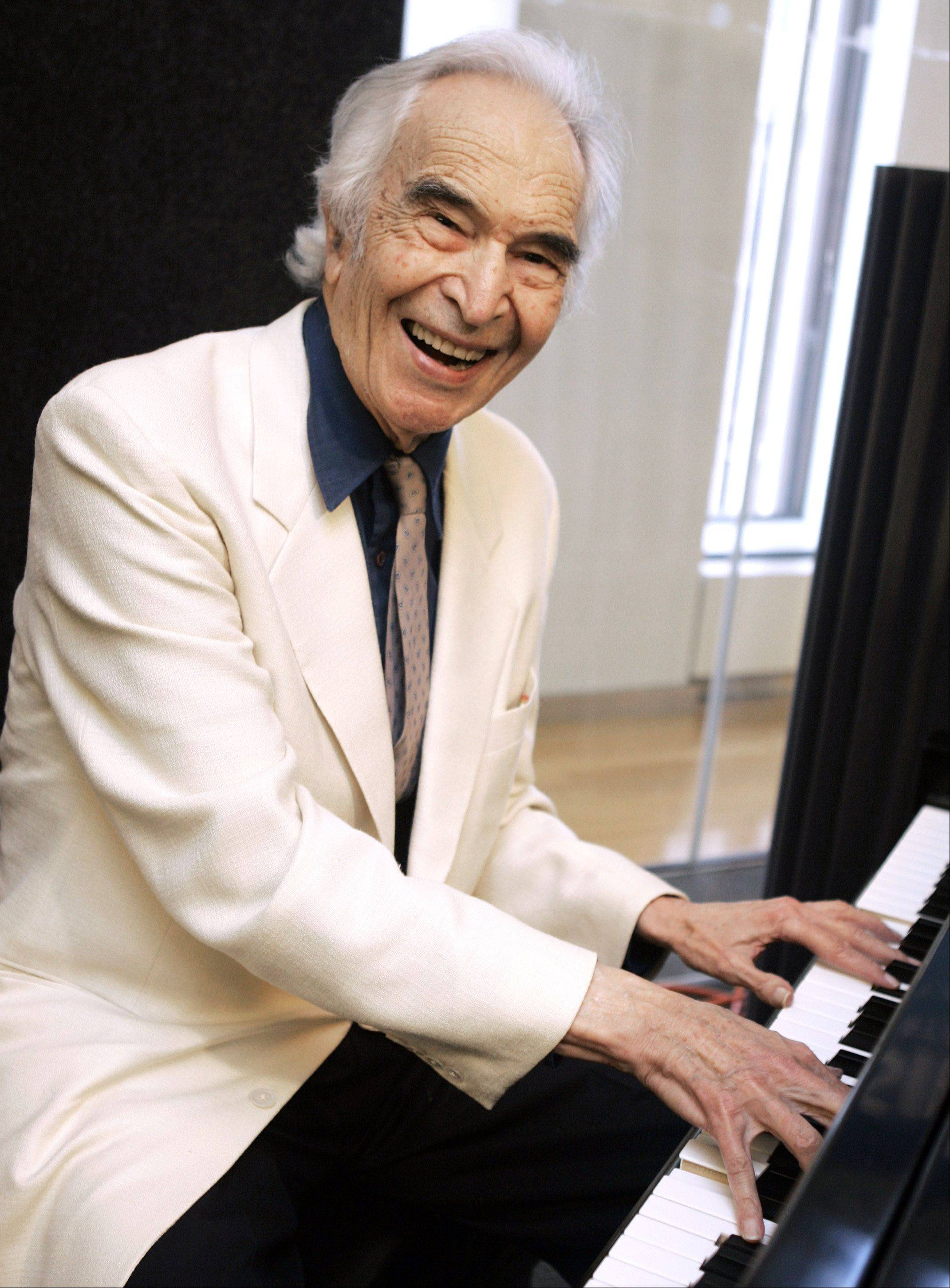 "Dave Brubeck, the jazz legend whose pioneering style in pieces such as ""Take Five"" caught listeners' ears with exotic, challenging rhythms, died Dec. 5. He was 91."