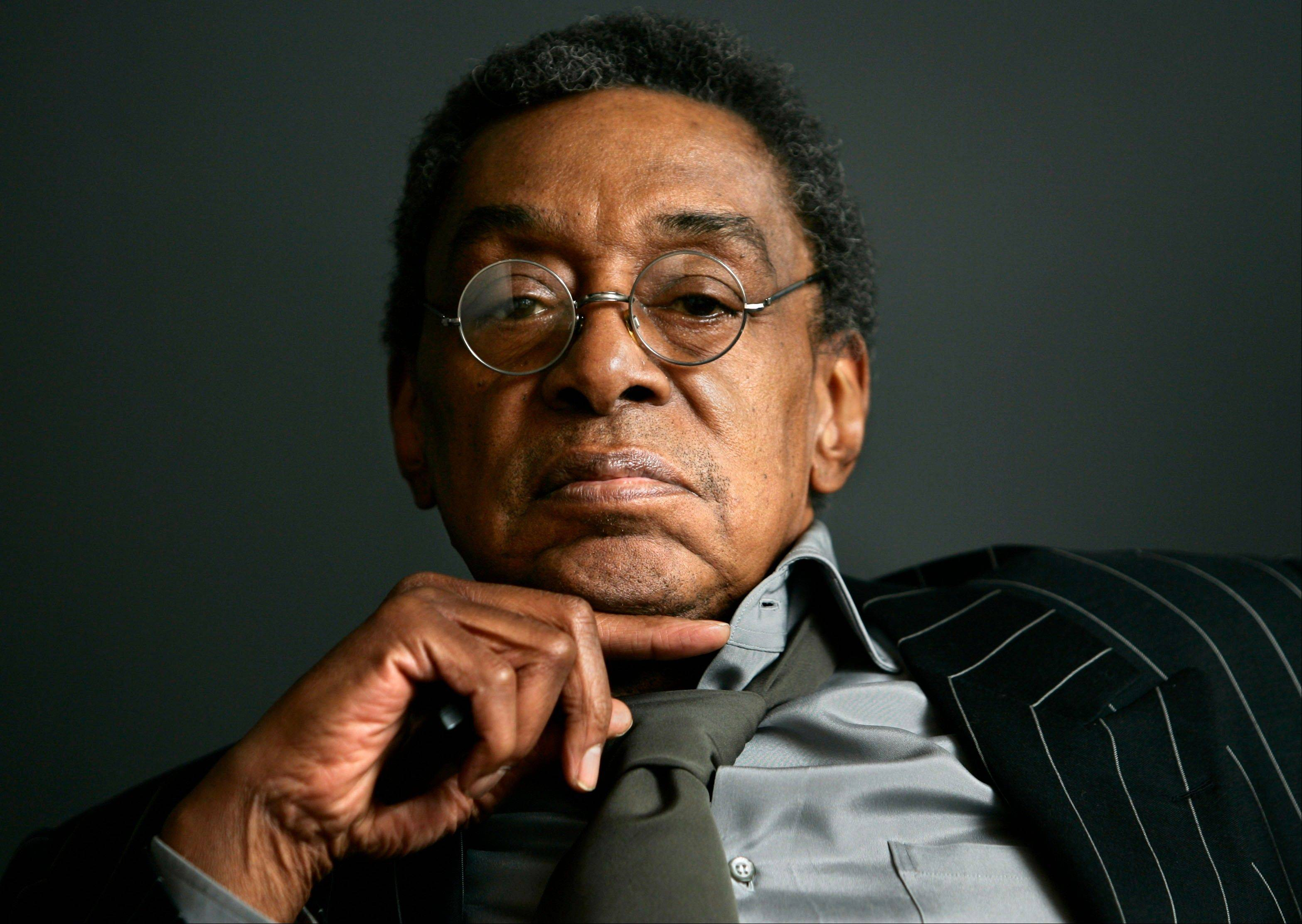 "Don Cornelius, who as host of ""Soul Train,"" he helped break down racial barriers and broaden the reach of black culture with funky music, groovy dance steps and cutting edge style, died Feb. 1 at his home in Los Angeles. He was 75."