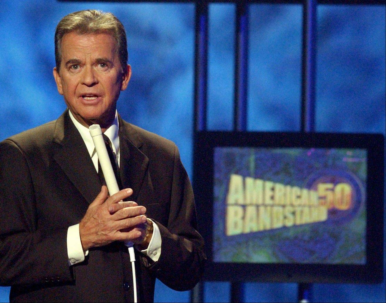 "Dick Clark, the television host who helped bring rock 'n' roll into the mainstream on ""American Bandstand,"" died April 18. He was 82."
