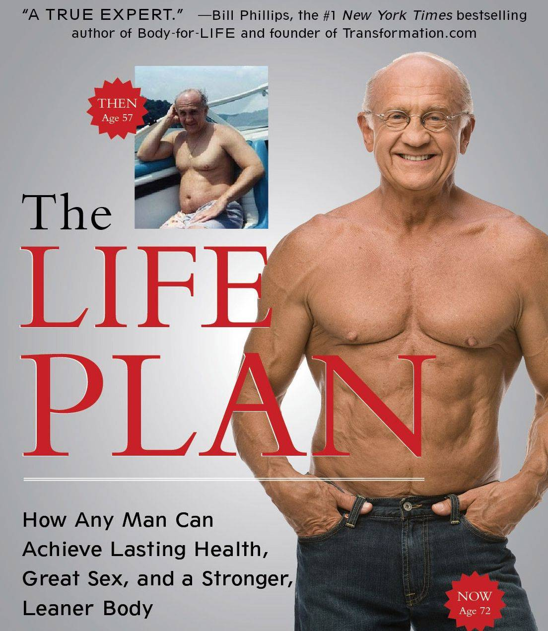 "Dr. Jeffry Life's 2011 book ""The Life Plan"" detailed his use of testosterone and human growth hormone in his own bodybuilding regimen."
