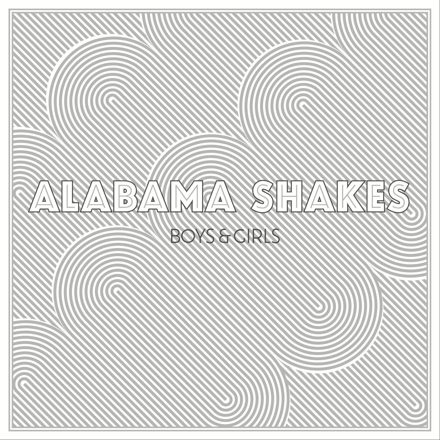 "Alabama Shakes, ""Boys & Girls"""
