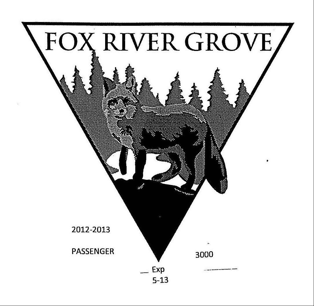 Vehicle stickers in Fox River Grove are on their way out, but they will be replaced by a new fee on water bills.