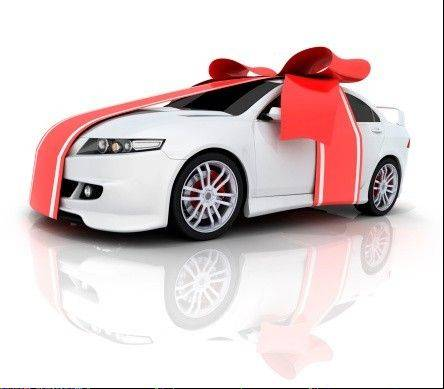 If a car like this showed up in your driveway on Christmas morning, we already know what your favorite gift was.