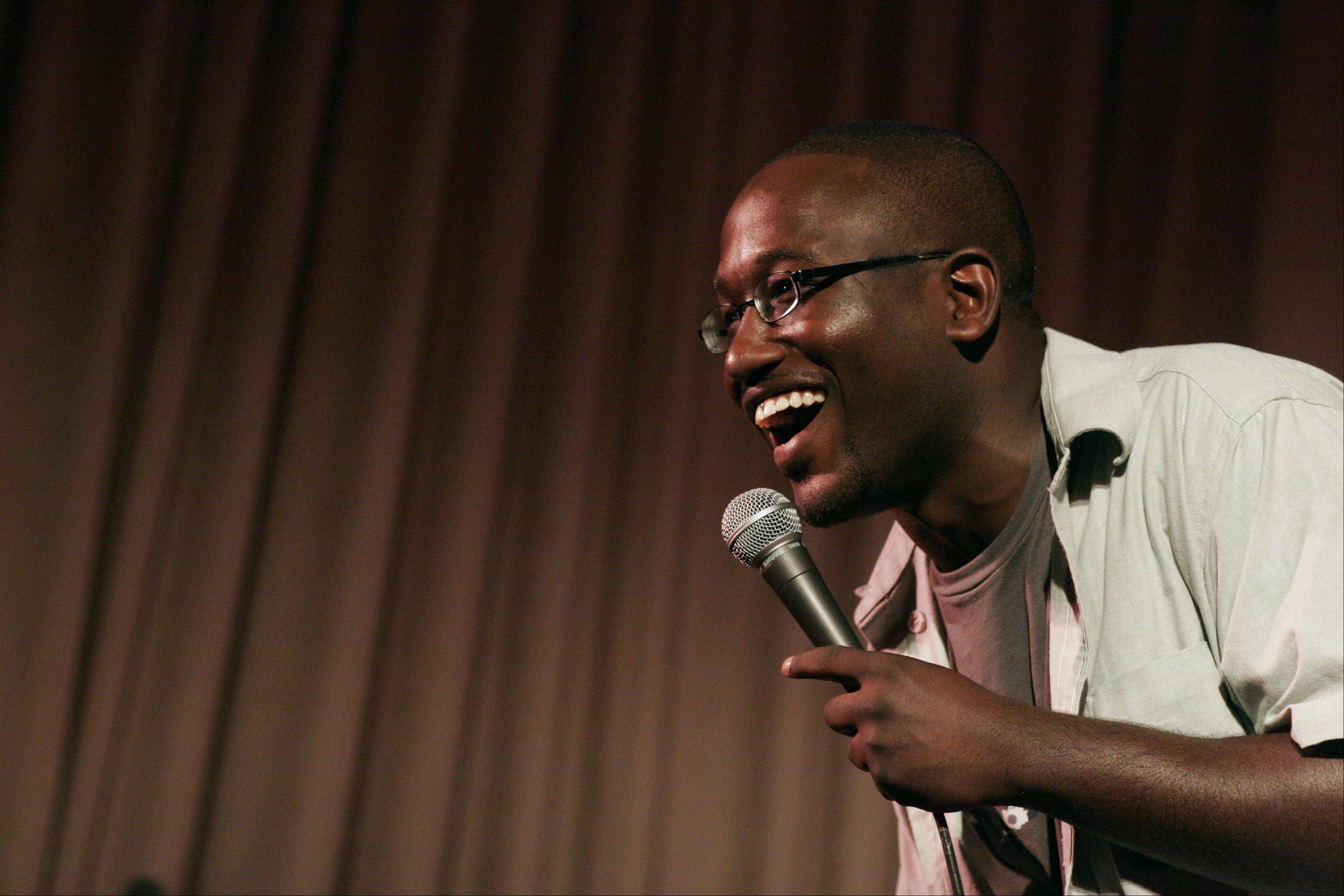 Comedian Hannibal Buress plays weekend engagements at Zanies locations in St. Charles, Rosemont and Chicago.
