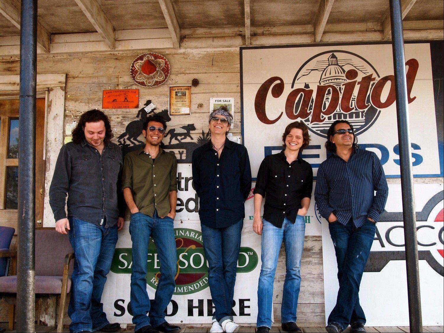 The BoDeans headline the Rialto Square Theatre on Saturday, Dec. 29.