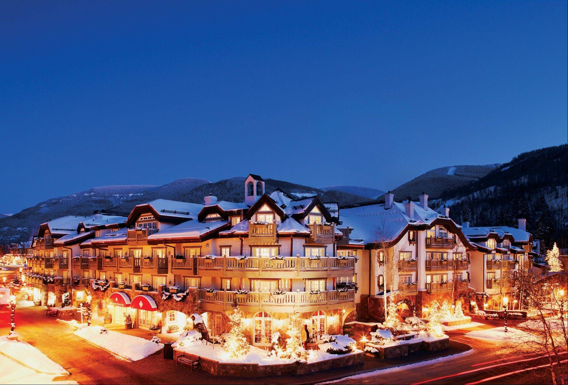Family-owned resorts, such as Sonnenalp in Vail, Colo., strive to provide a personal touch in an era when many resorts are owned by large corporations.