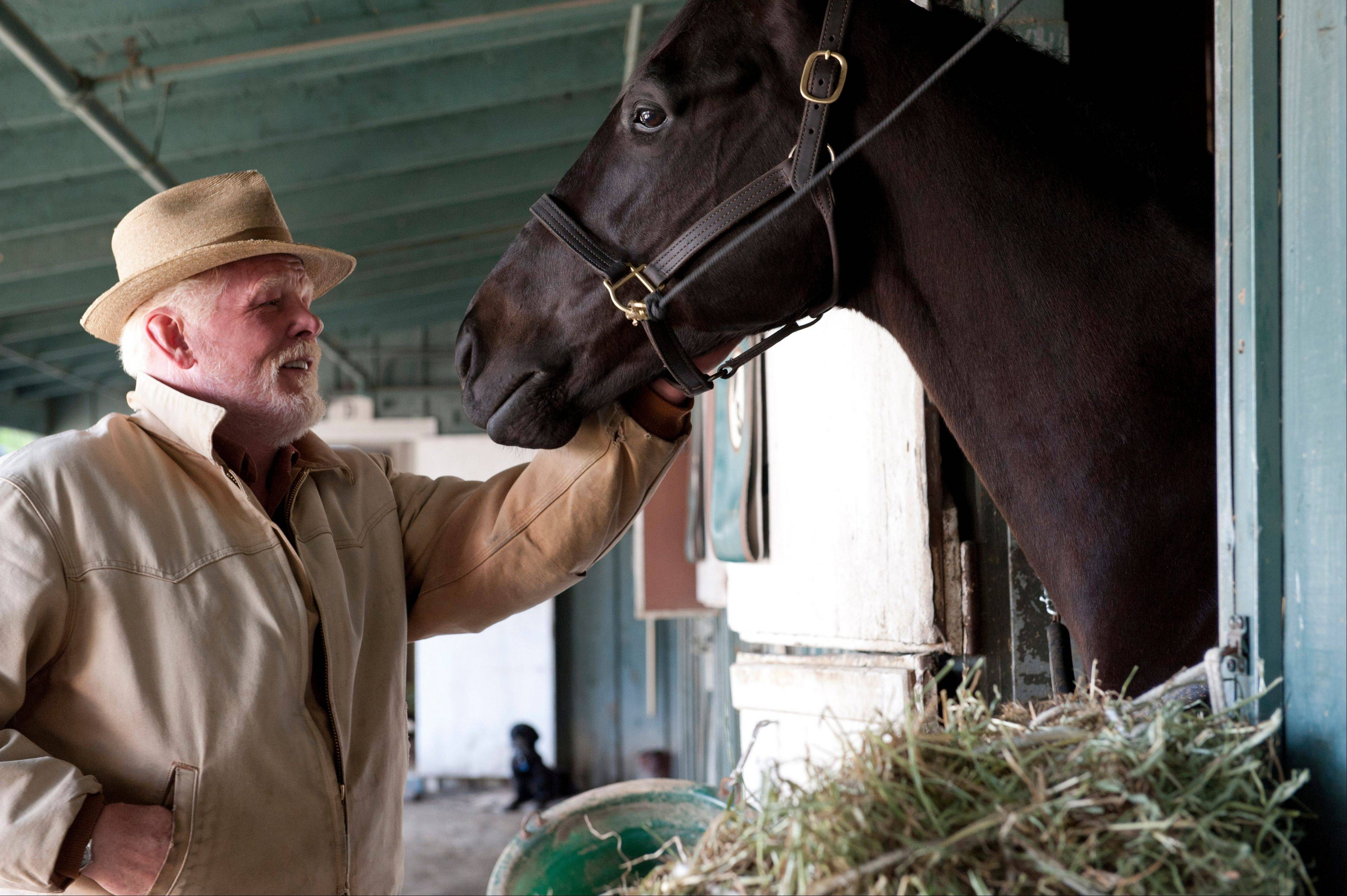 """Luck"" proved unlucky indeed. The drama boasted an incredible cast -- including Nick Nolte -- but HBO canceled the horse racing series after a third horse died during production."