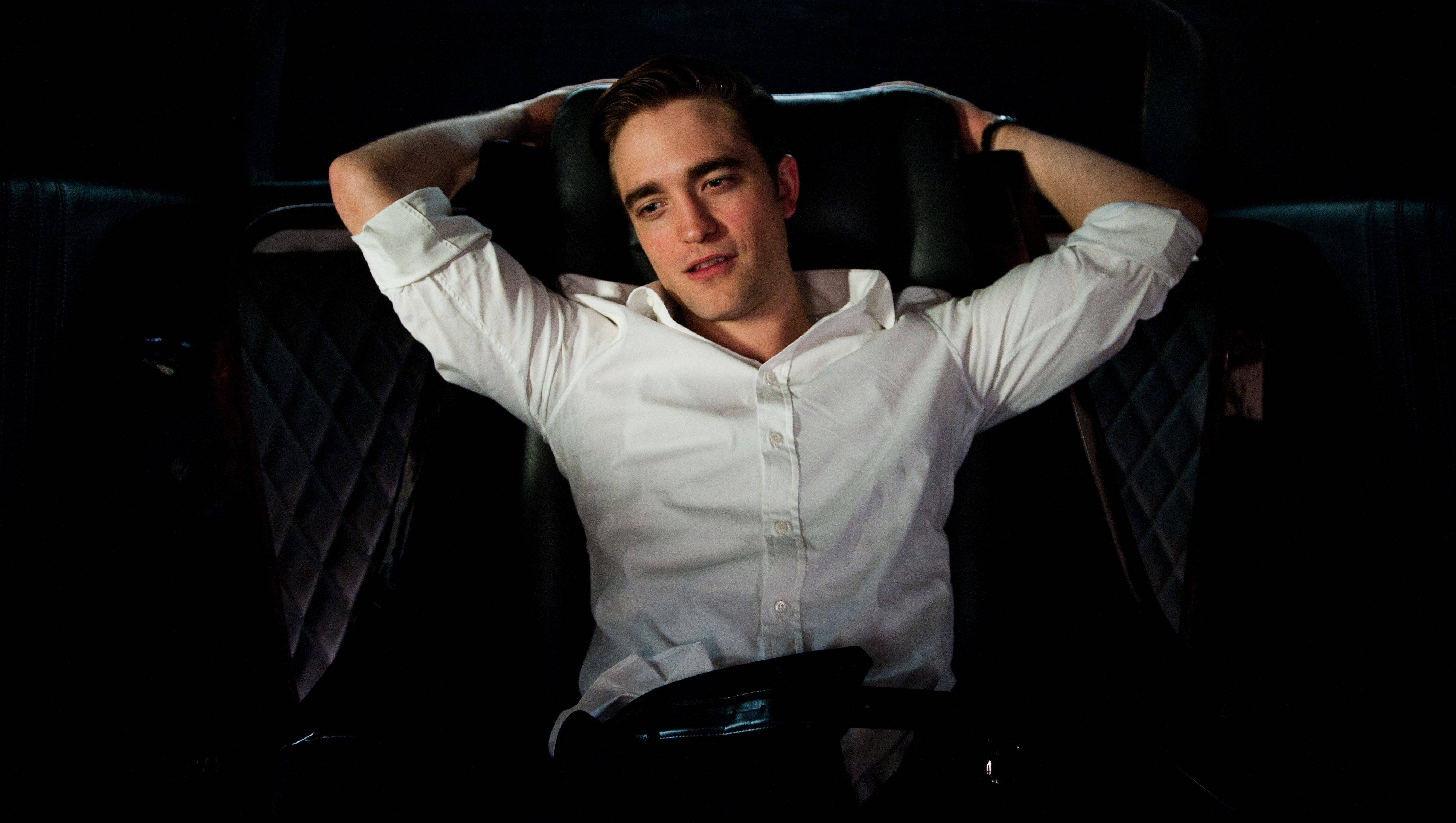 "Robert Pattinson stars in ""Cosmopolis,"" released on DVD on Jan. 1."