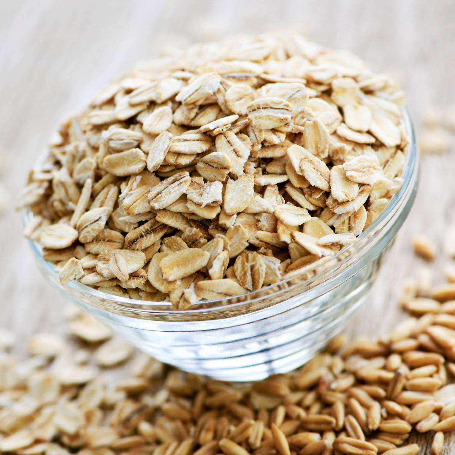 Oats in a variety of different foods can help you maintain good cholesterol levels.