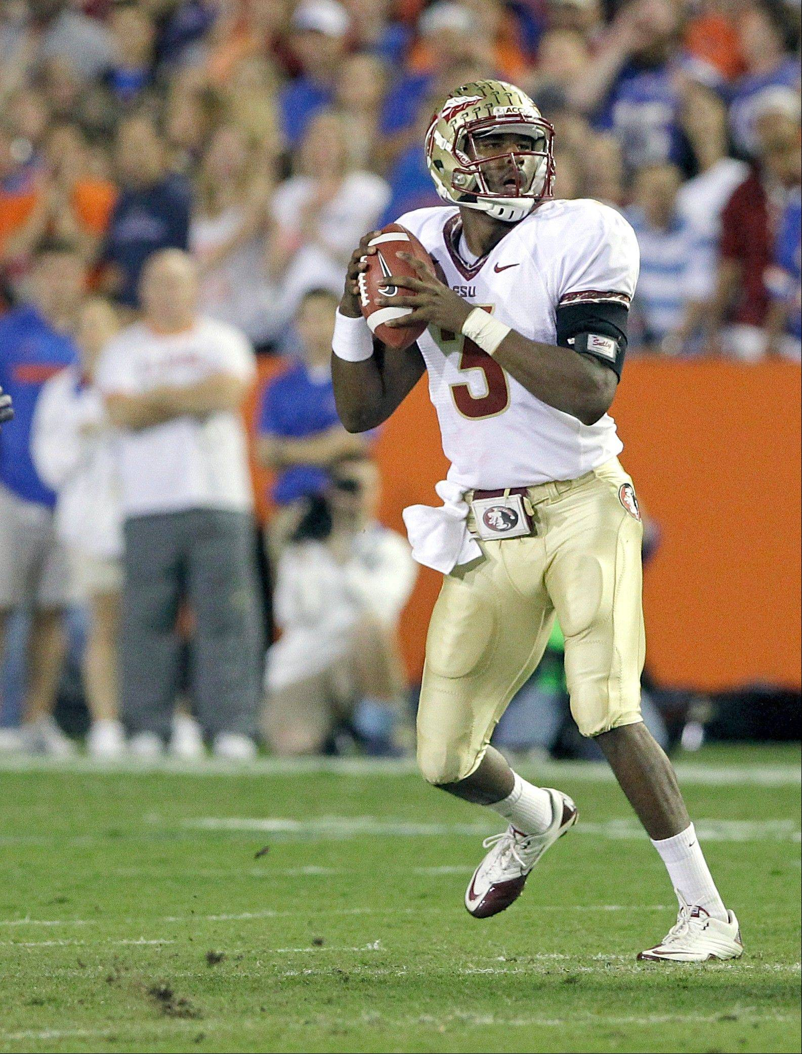 With his mother battling breast cancer, Florida State quarterback EJ Manuel has endured a difficult year. He'll lead the Seminoles against Northern Illinois in Tuesday's Orange Bowl clash.