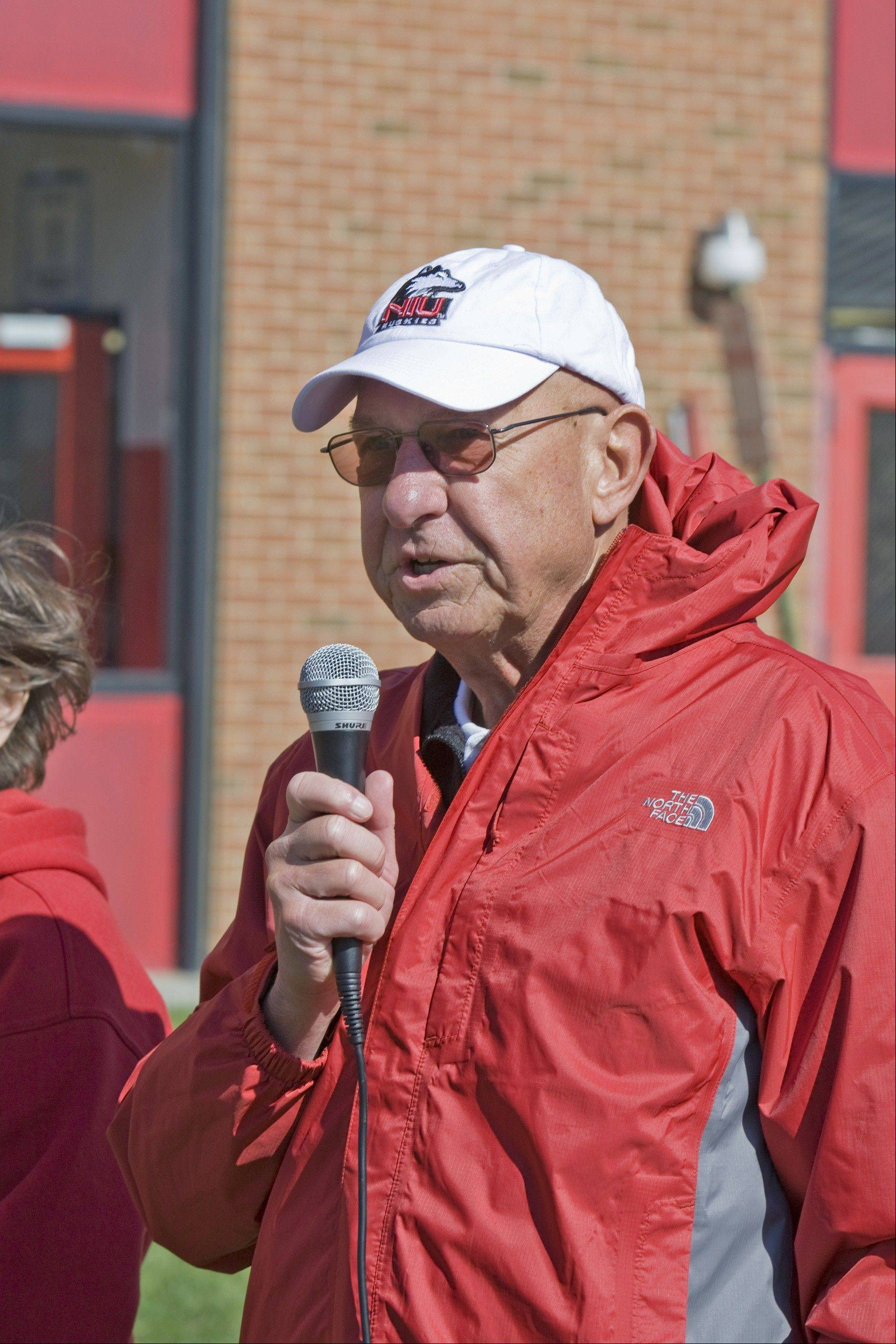 Former all-American quarterback George Bork, who led an unbeaten 1963 NIU football team to the small college national title, believes the Huskies can compete with Florida State in their Orange Bowl matchup. Bork, who played at Arlington High School, was the first major college quarterback to pass for more than 3,000 yards.