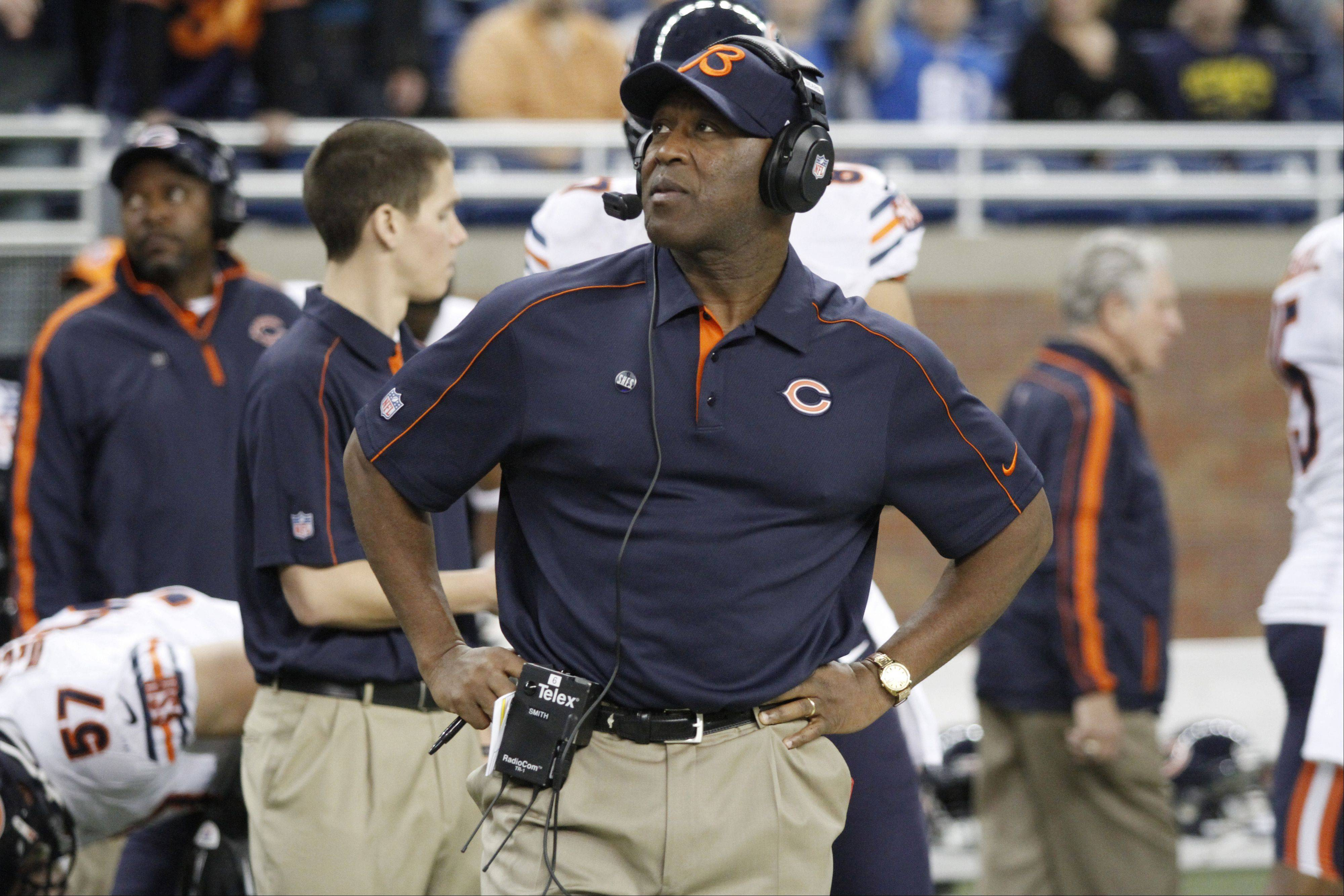 Images: Lovie Smith Through The Years