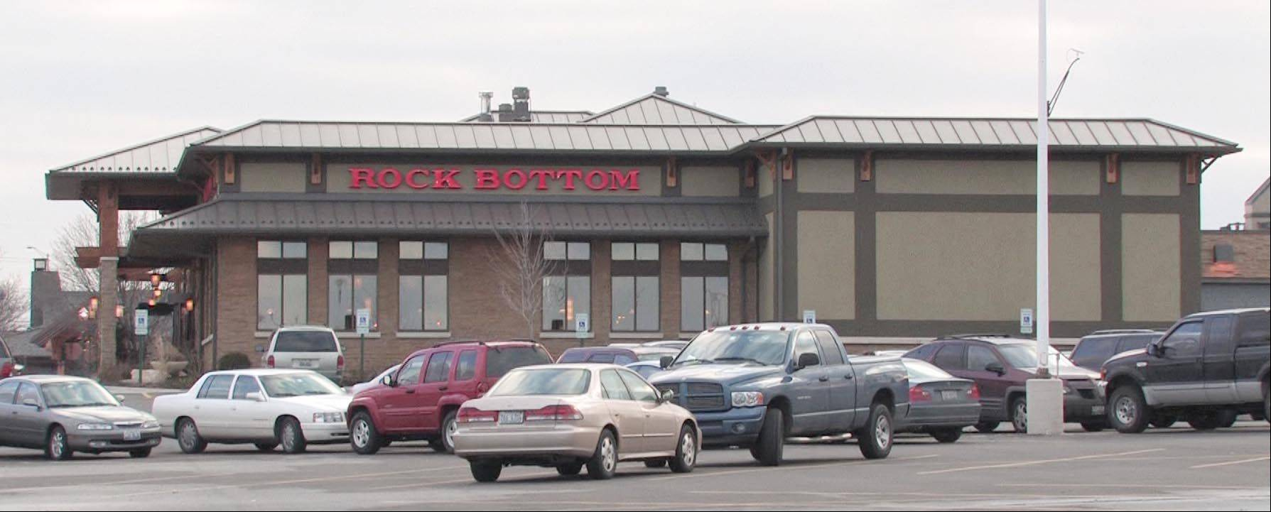 The Rock Bottom Brewery in Lombard is the only one of 37 locations across the country unable to sell kegs of its house-brewed beer, but the Lombard village board may loosen regulations during a meeting at 7:30 p.m. Thursday, Jan. 3.