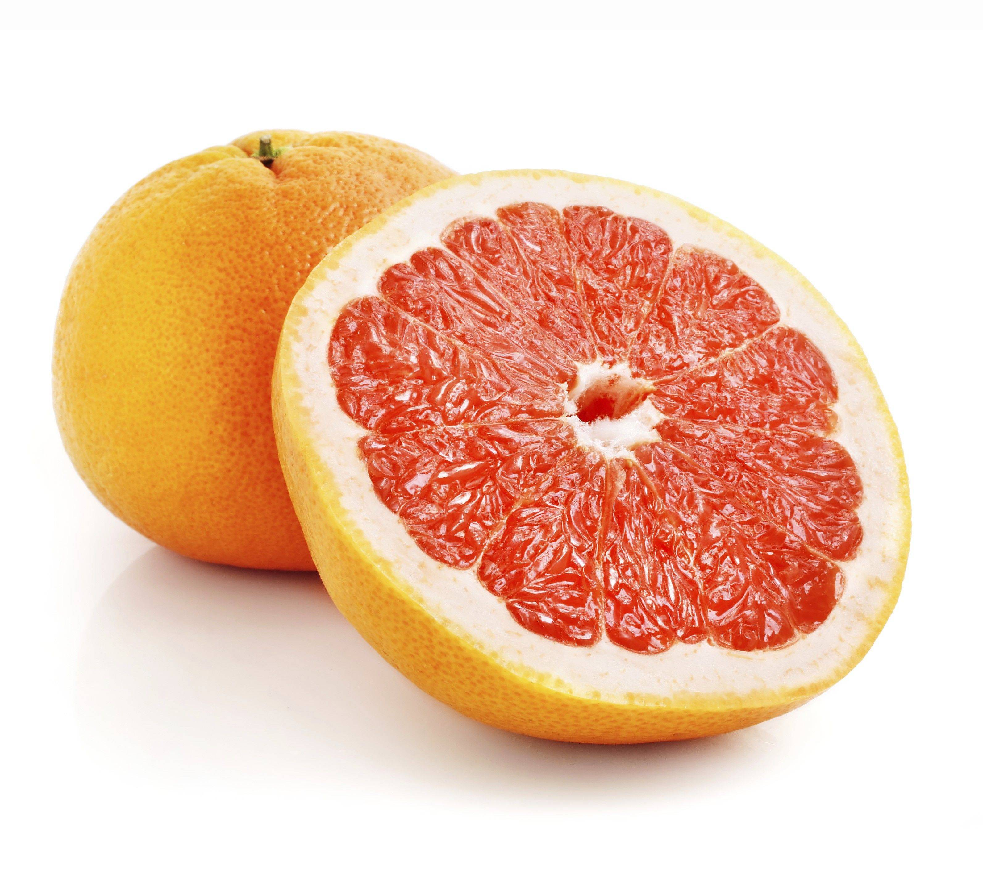 Scientists say the number of medications that react adversely with grapefruit has increased.