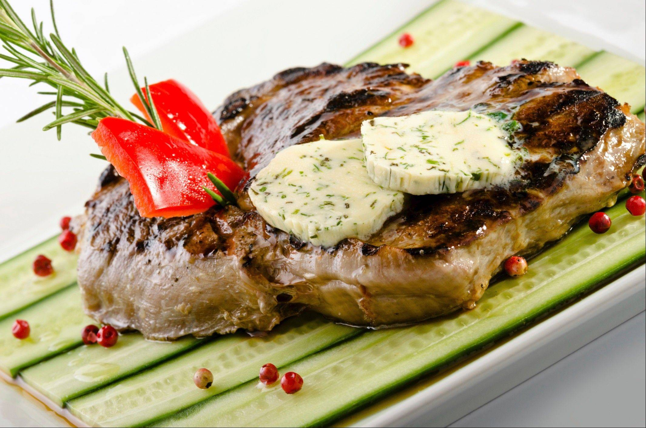 Red meat and butter can raise your bad cholesterol and negatively impact your overall cholesterol and health.