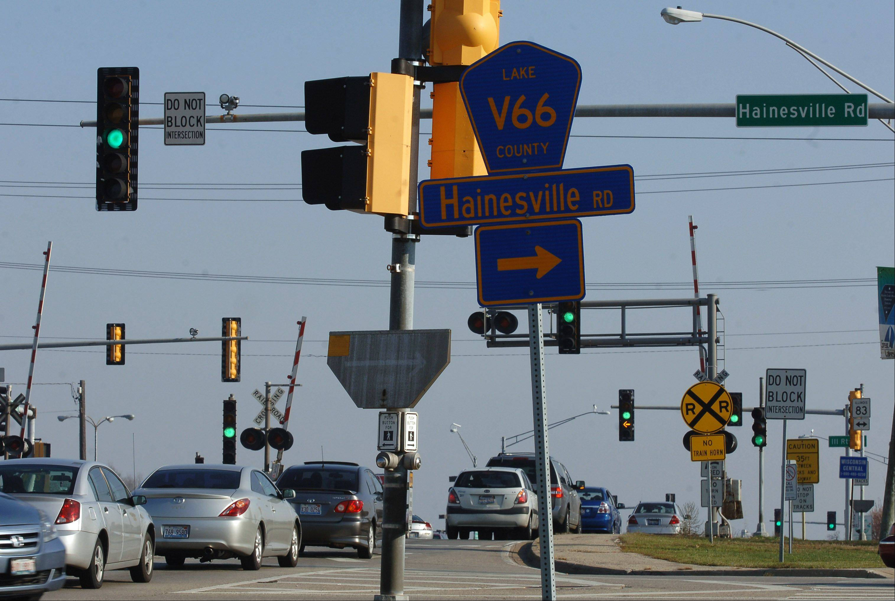 Improvements are in the works for the Rollins Road and Route 83 intersection in Round Lake Beach.