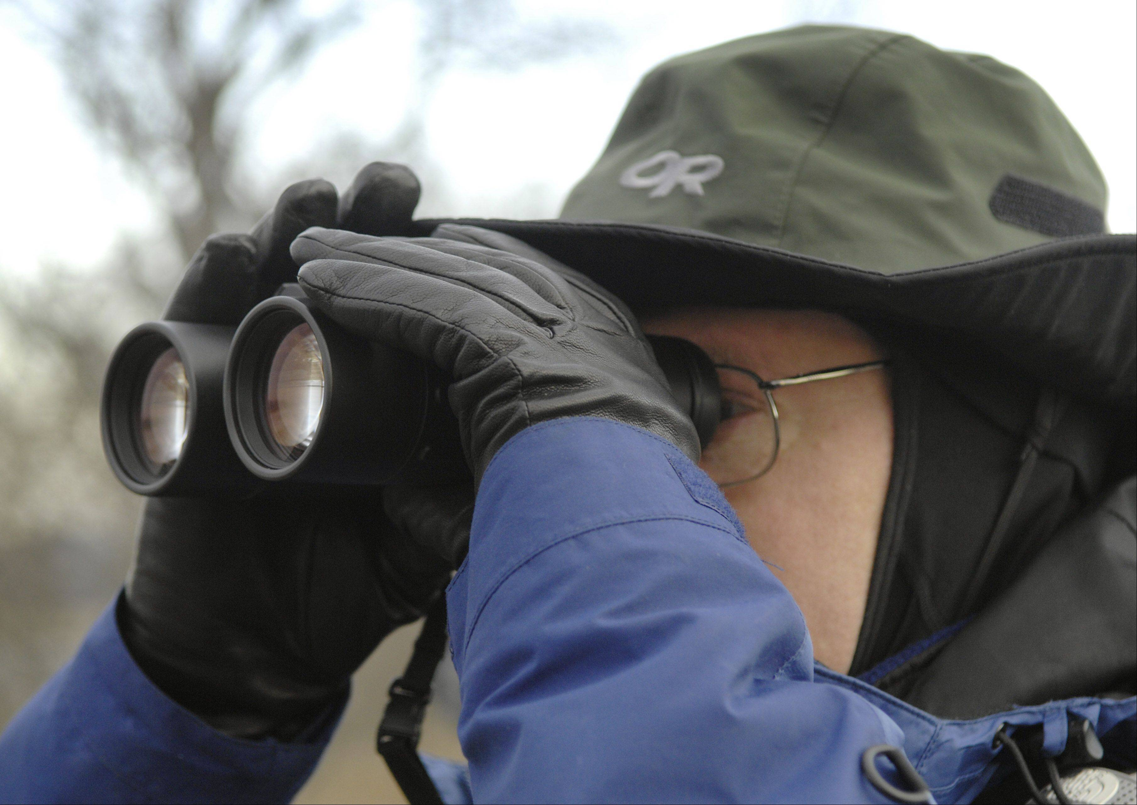 Bird watchers of all skill levels will have plenty of opportunities to hone their craft early this year in and around DuPage County.
