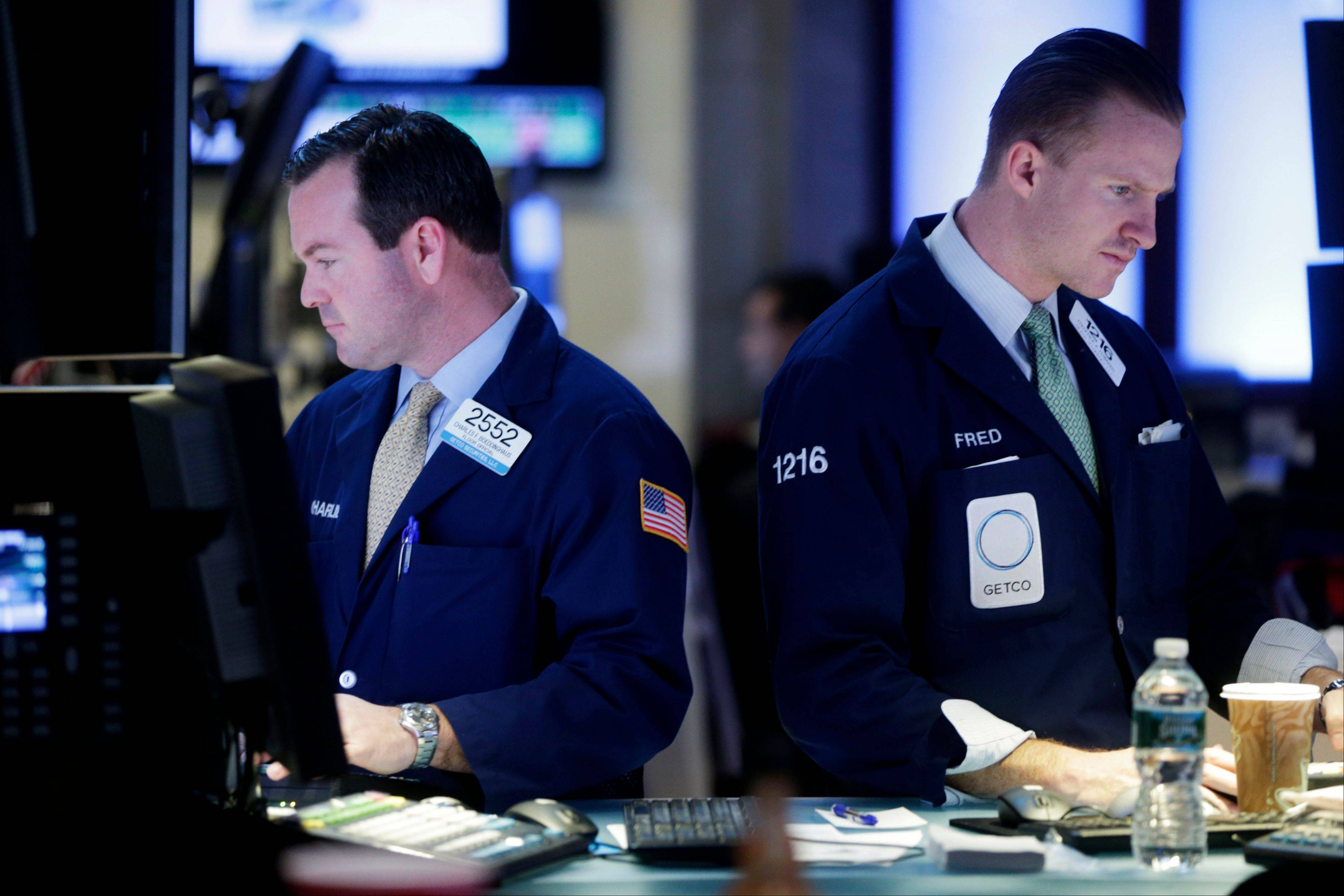 U.S. stocks rose, giving the Standard & Poor�s 500 Index its biggest gain in more than a year, as lawmakers passed a bill averting spending cuts and tax increases threatening a recovery in the world�s biggest economy.