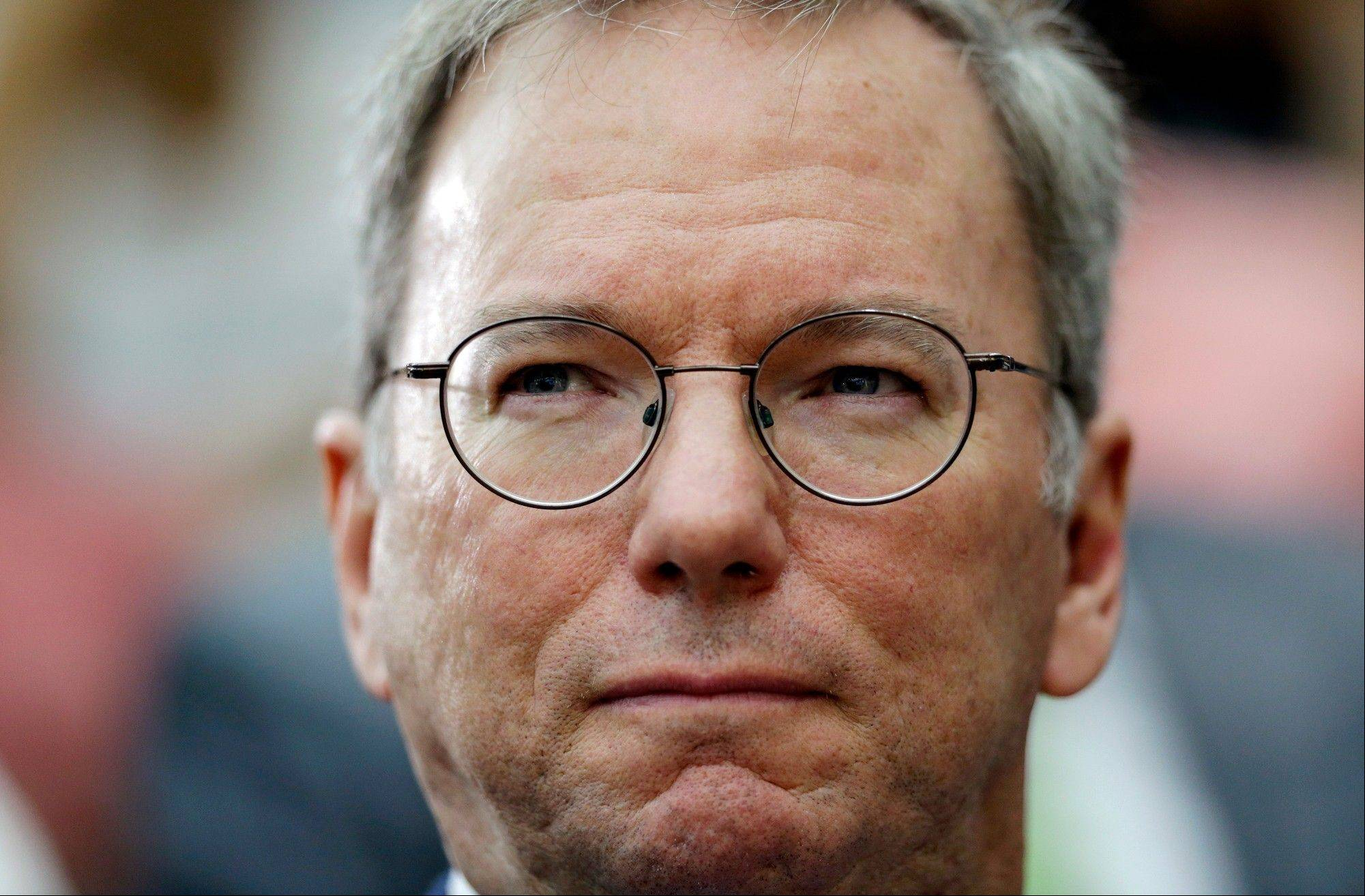Google executive chairman Eric Schmidt will be traveling to North Korea on a private trip led by former New Mexico Gov. Bill Richardson that could take place as early as this month, sources told The Associated Press on Wednesday.