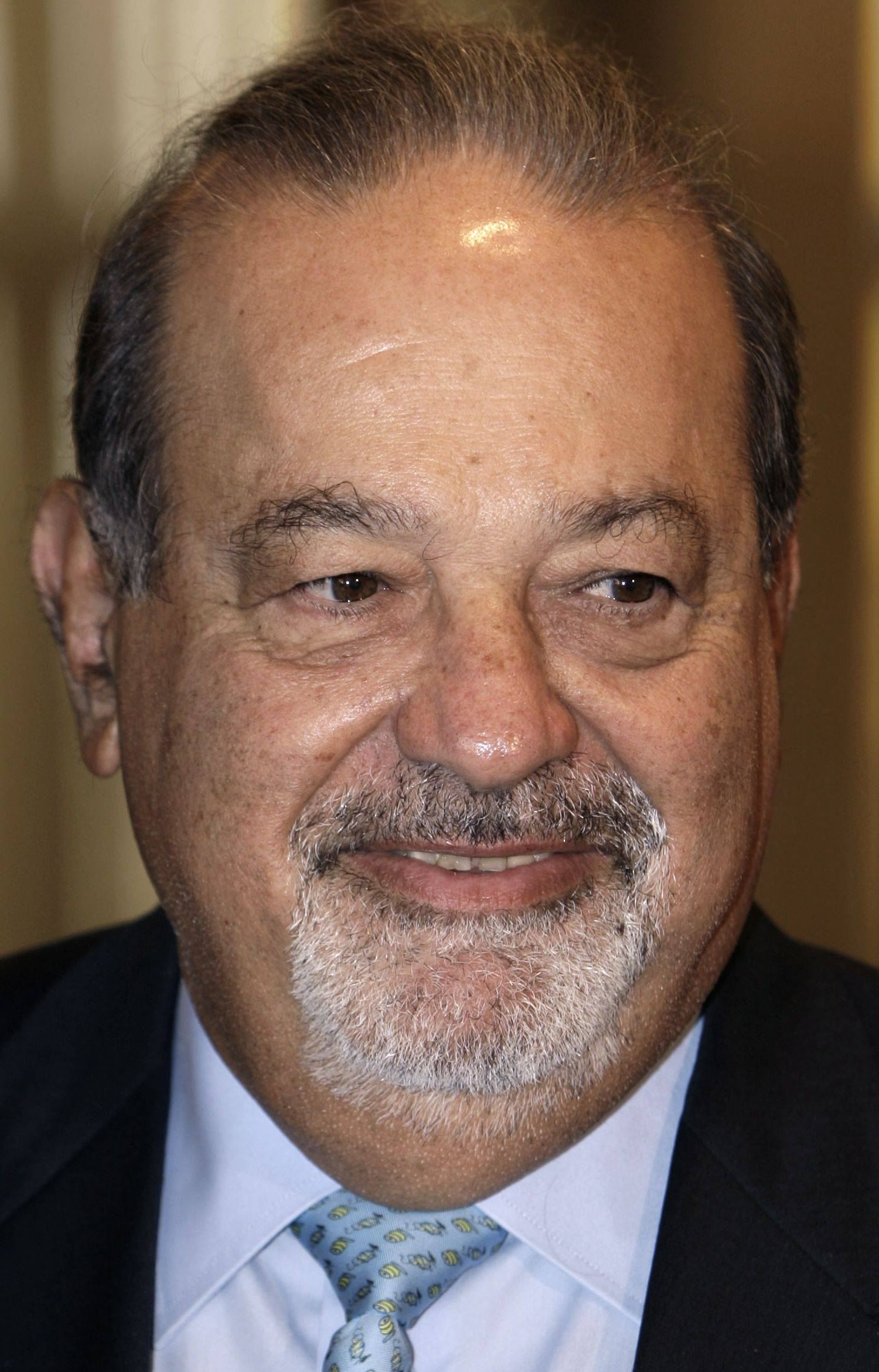 Mexican telecom tycoon Carlos Slim remained the world's richest person in 2012.