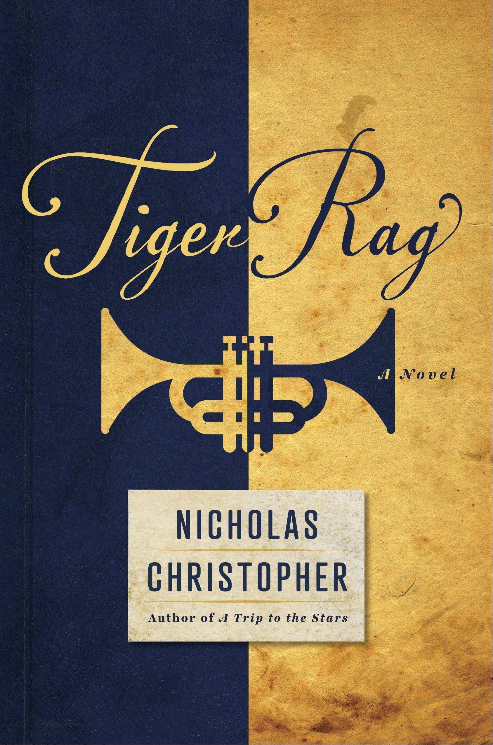 """Tiger Rag"" by Nicholas Christopher"