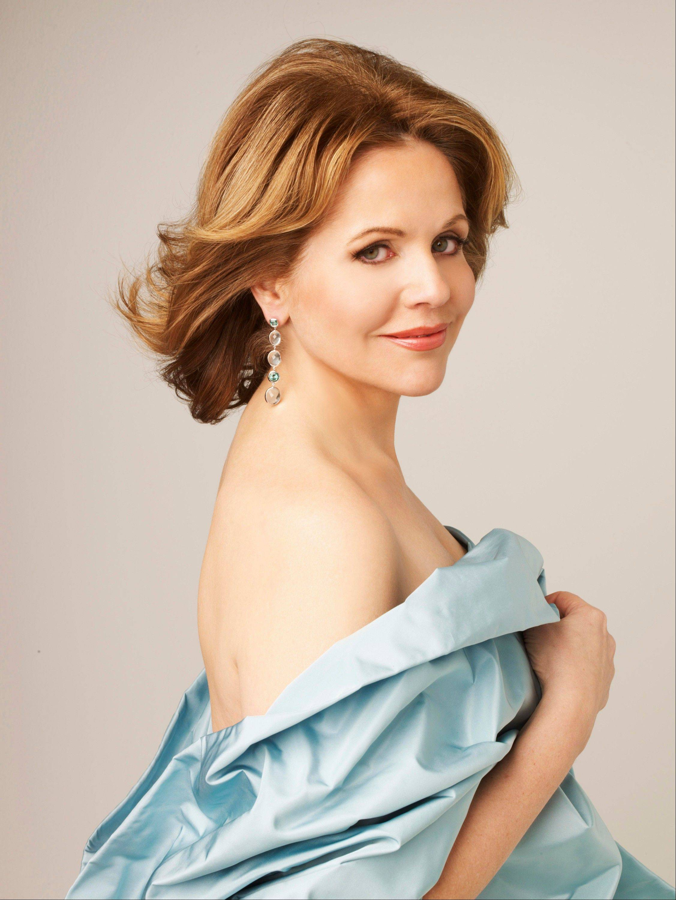 "Soprano Renée Fleming will serve as co-host with Patrick Stewart for ""The Second City Guide to the Opera"" at the Lyric Opera of Chicago on Saturday, Jan. 5."