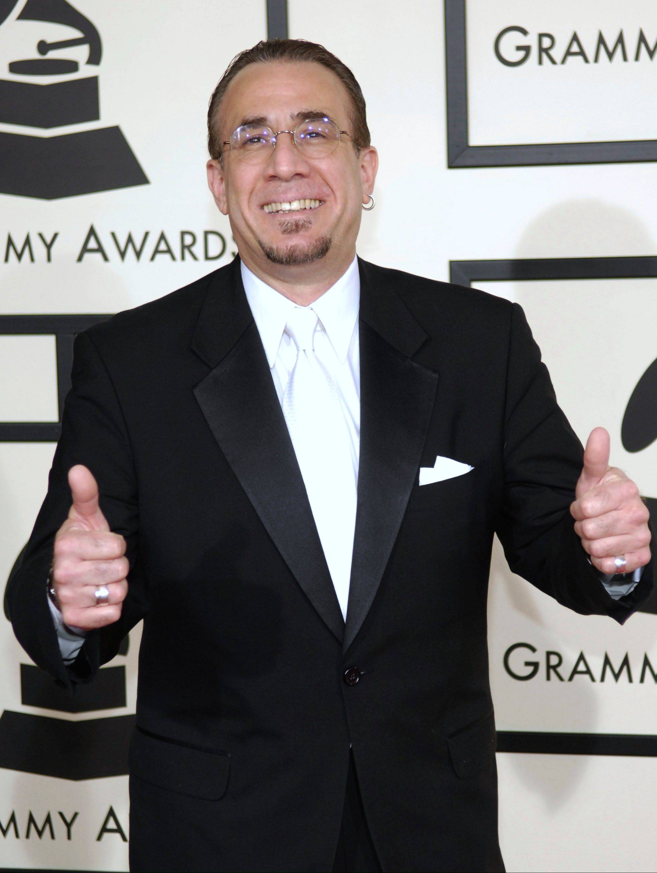 Latin jazz musician Bobby Sanabria, who led the protest against the Recording Academy when it downsized from 109 to 78 categories in 2011, is nominated for best Latin jazz album -- one of the awards that had been eliminated but returns at the awards show this year.