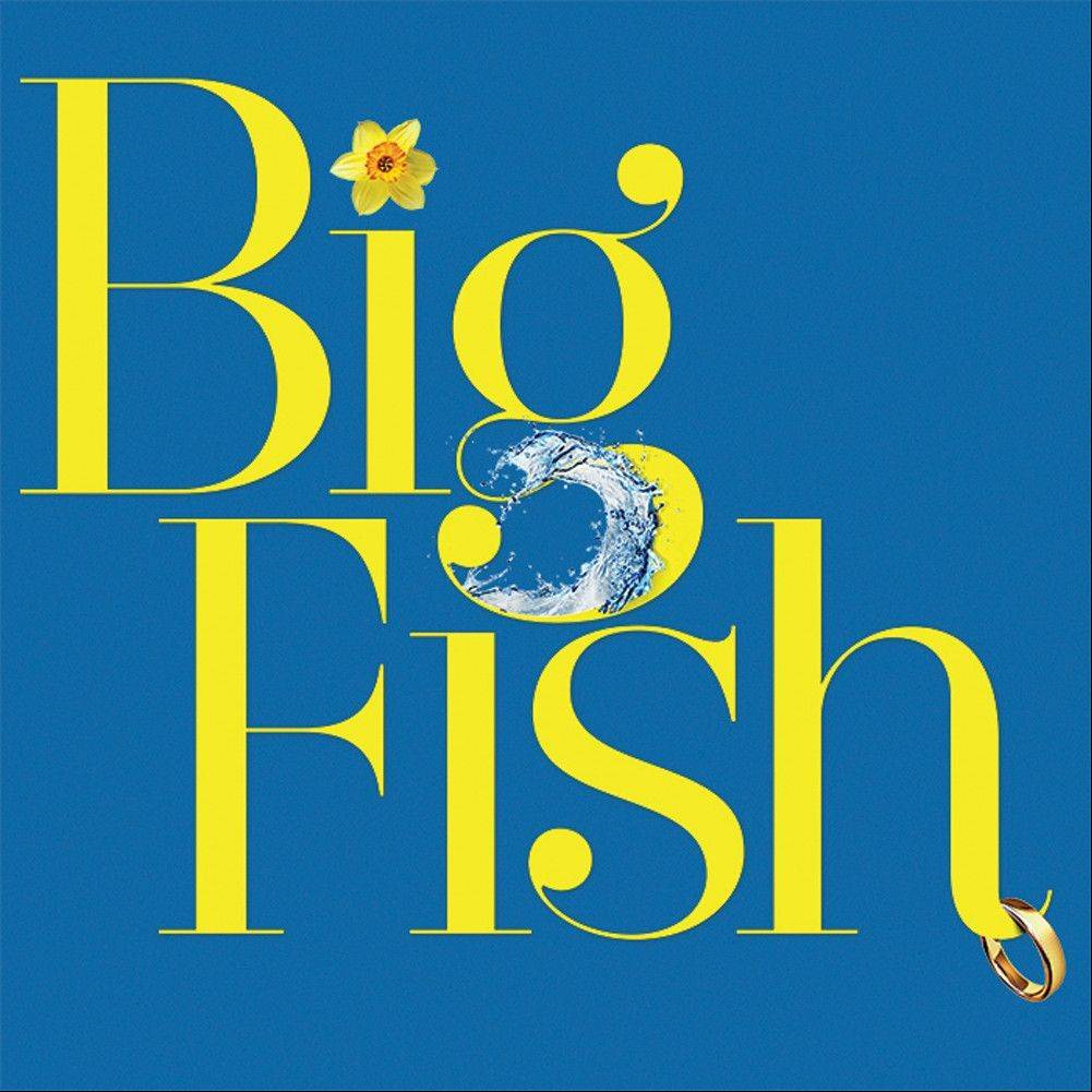 "Chicago hosts another Broadway-bound world premiere musical when ""Big Fish"" plays the Oriental Theatre from April 2 through May 5."