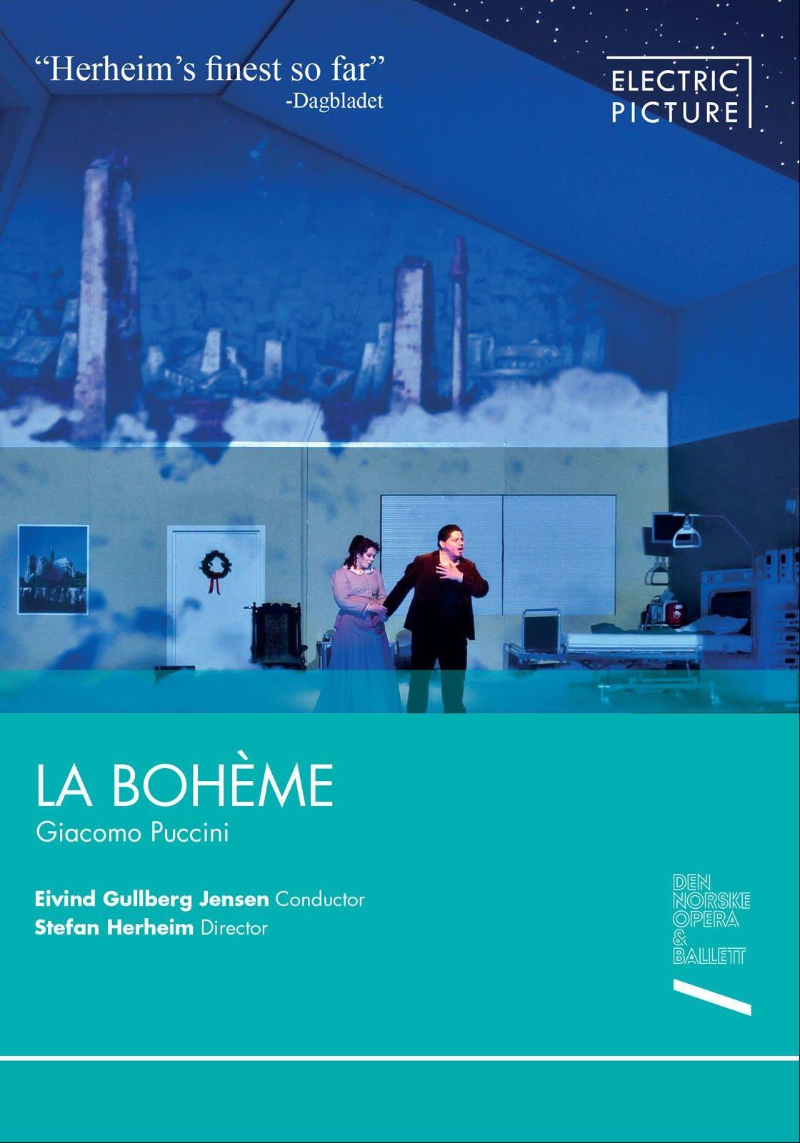 "Giacomo Puccini's ""La Boheme,"" as directed by Stefan Herheim and conducted by Elvind Gullberg Jensen of the Den Norske Opera & Ballet in 2012."