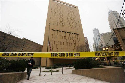"Kenneth Conley and Joseph ""Jose"" Banks apparently smashed a hole in a wall at the bottom of a narrow cell window at the Metropolitan Correctional Center and squeezed through before scaling down about 20 stories last month in Chicago."