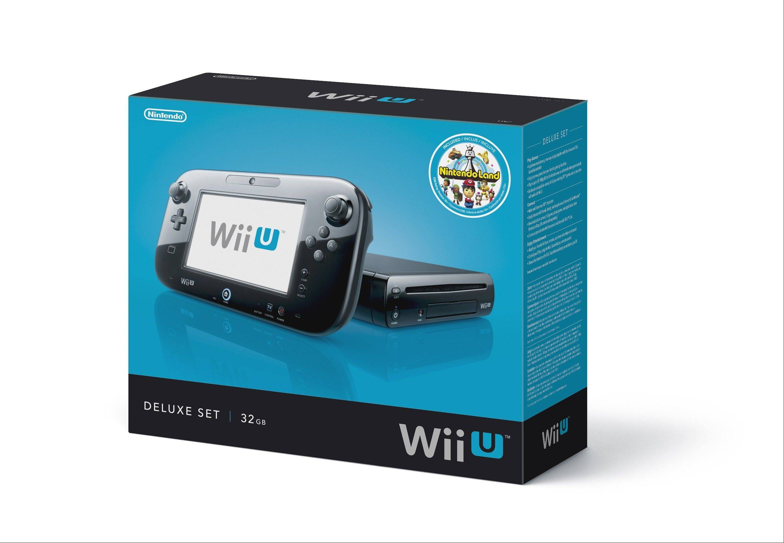 Nintendo's TVii, which comes with the new Wii U game console and its innovative GamePad touchscreen controller, transforms the GamePad by turning it into a simple remote control that operates your TV and set-top box.