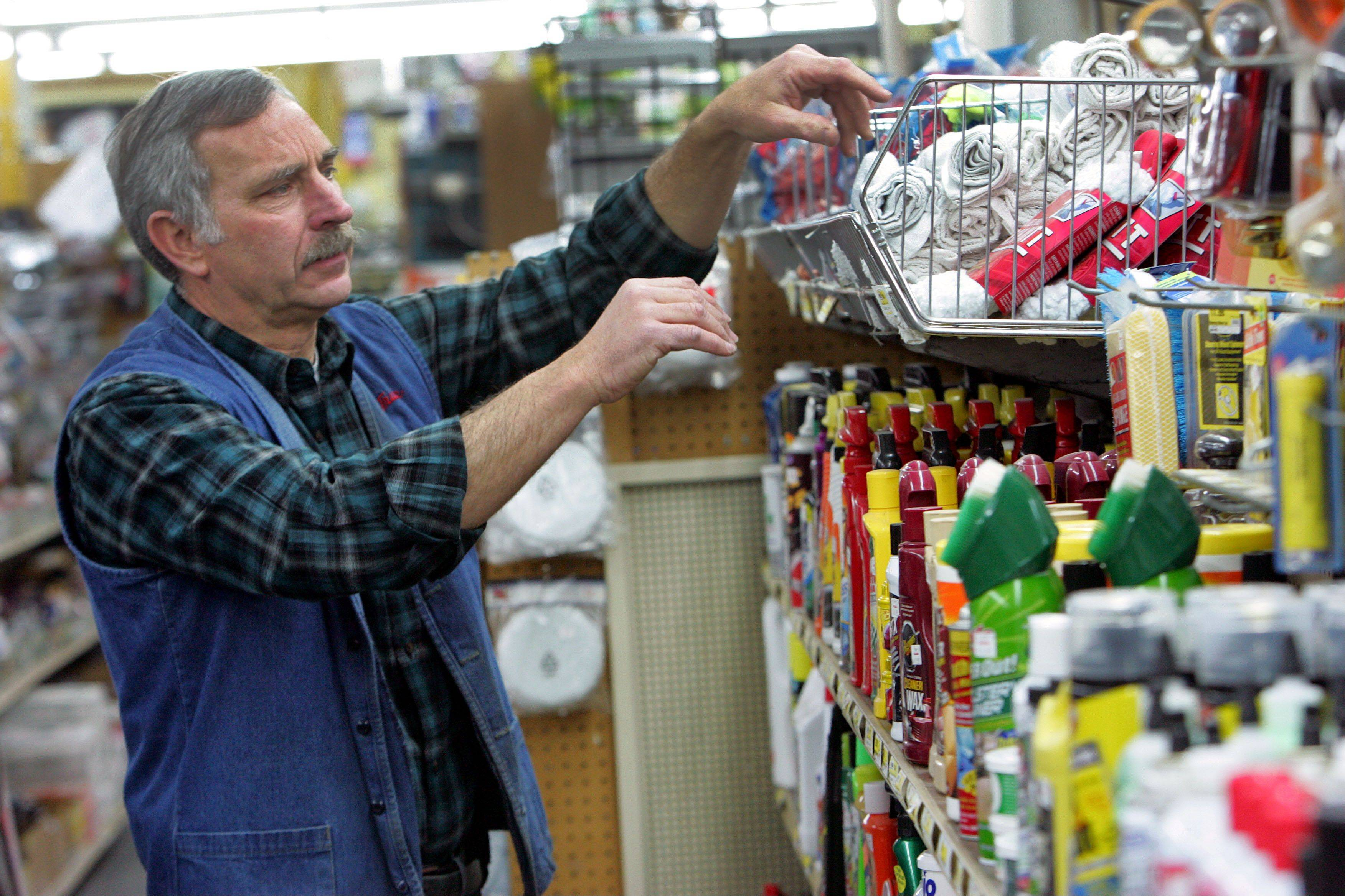 Ed LeJeune, owner of the Libertyville True Value, has put the business up for sale on eBay and Craigslist. The family moved to Libertyville from Chicago in 1967, when his father, Gene, bought the business.
