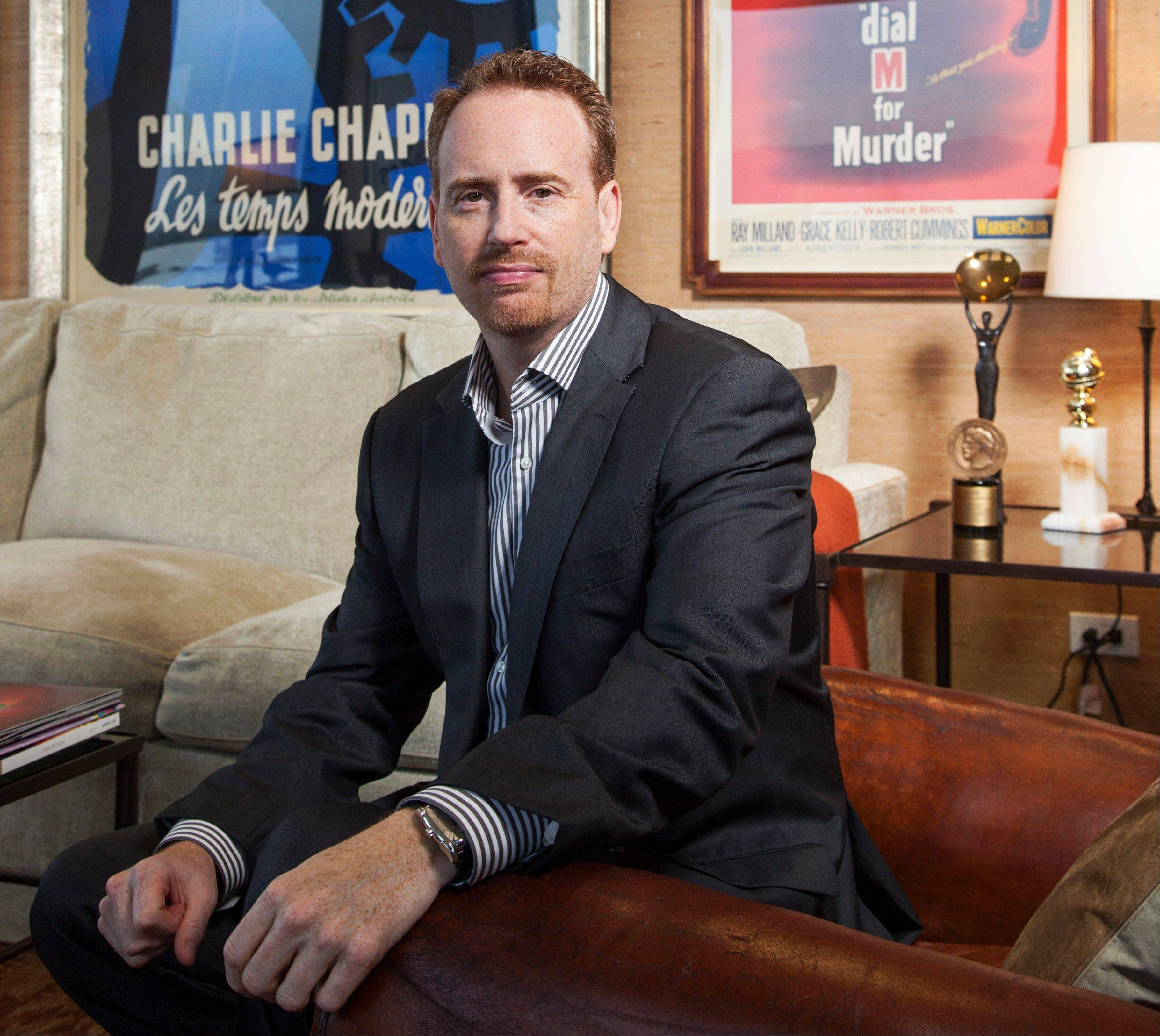 NBC Entertainment Chairman Robert Greenblatt can bask in the glow of his network's win in the November ratings sweeps. It was NBC's first such victory in the 18-to-49 demo since 2003, vaulting from fourth place to first after being largely moribund in prime time for a decade.