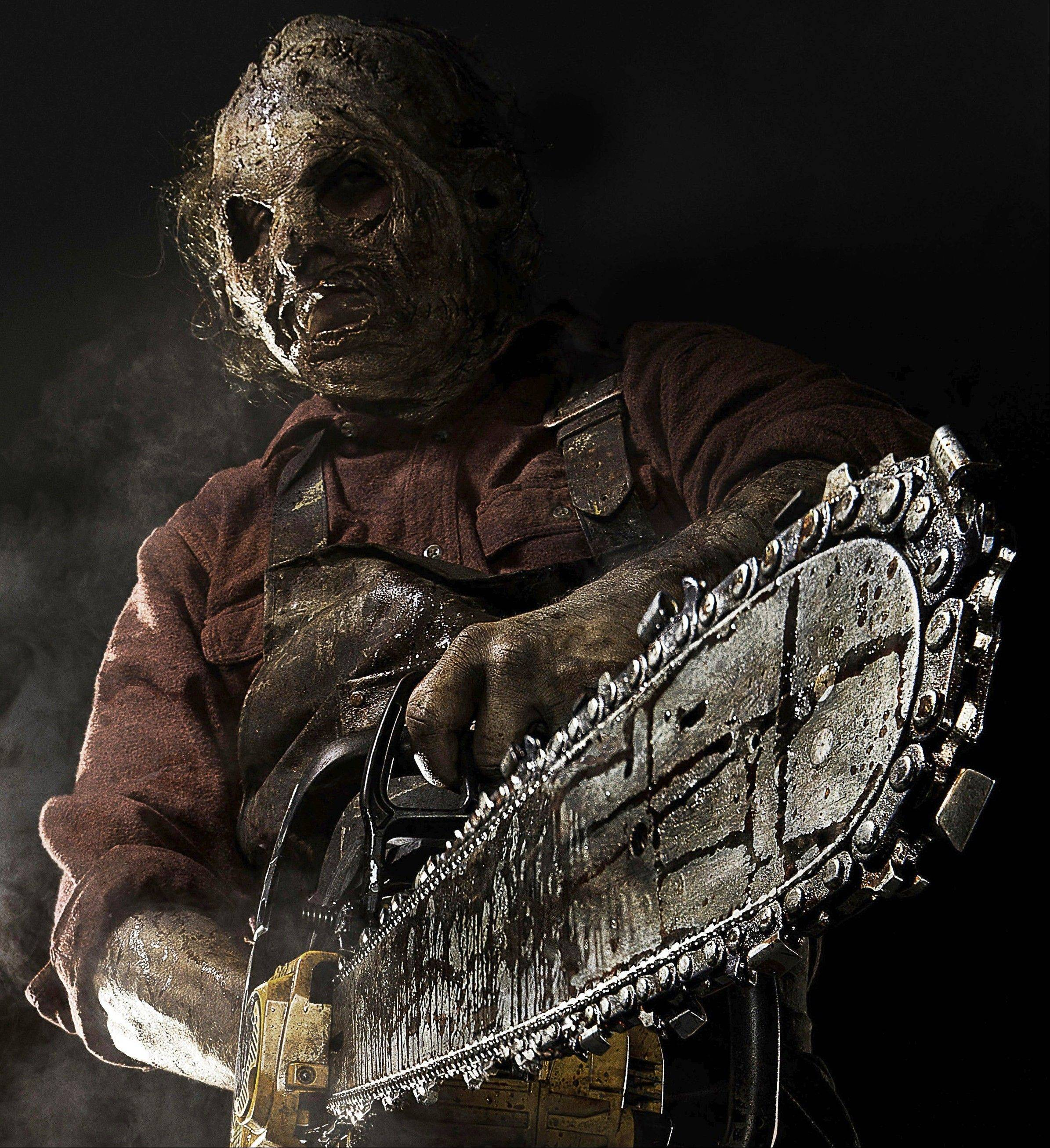"Leatherface drove ""Texas Chainsaw 3-D"" into the leading box office slot this weekend."