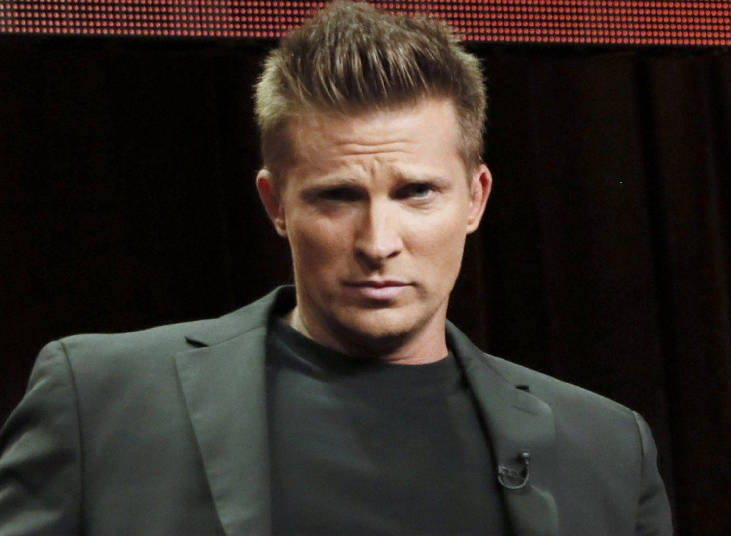"Steve Burton, who played Jason Morgan on the ABC soap ""General Hospital"" for 21 years and left the show  last fall to relocate his family to Tennessee, is joining the cast of ""Young & The Restless."""