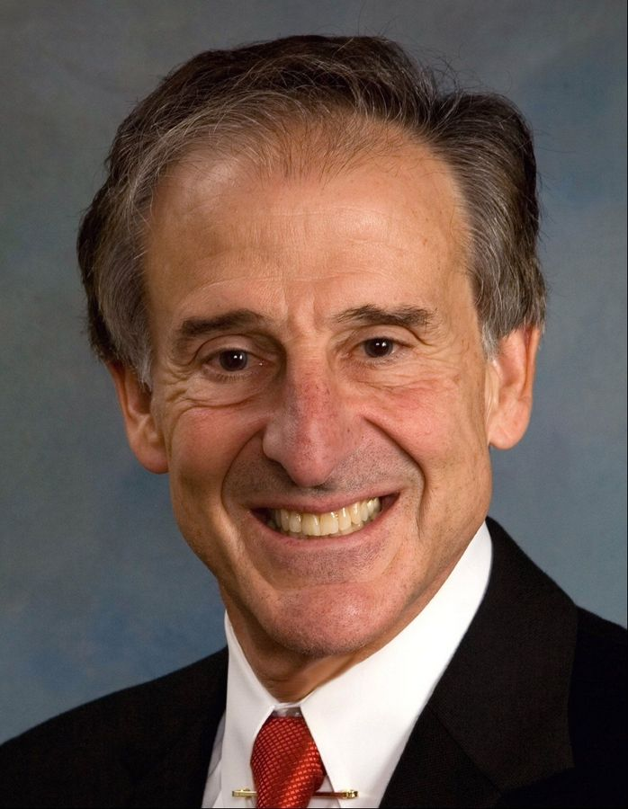McHenry County State's Attorney Louis Bianchi