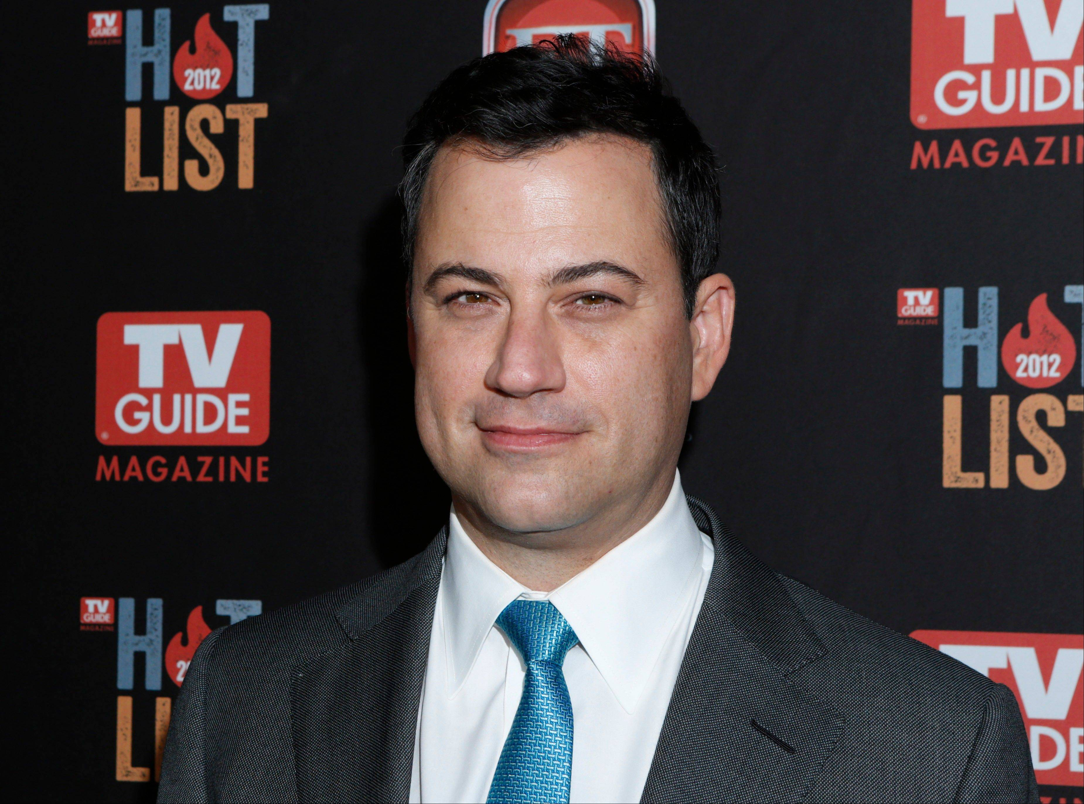 Jimmy Kimmel is moving to the heart of late-night on Tuesday to face Jay Leno and David Letterman.