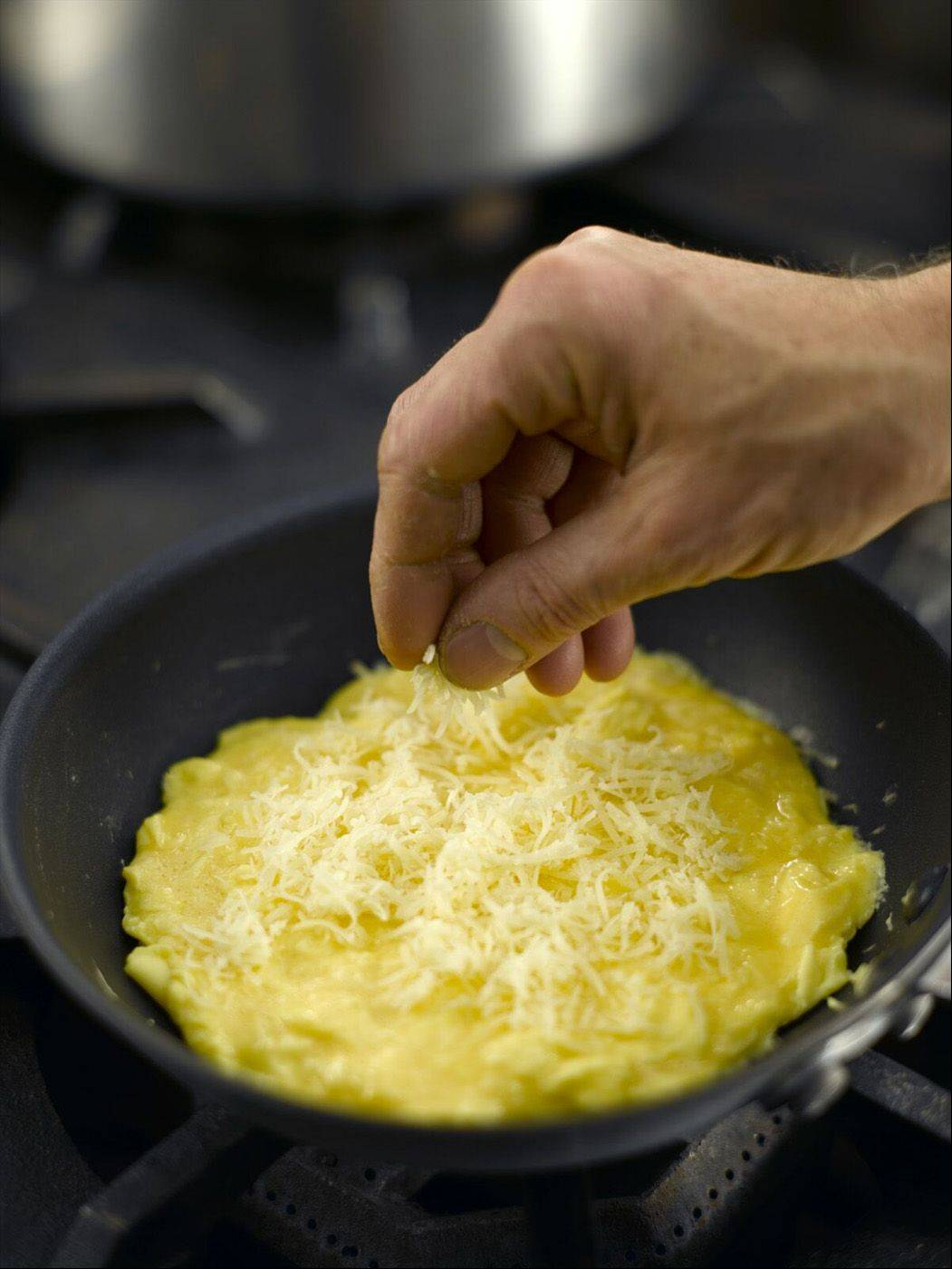 Omelets and other high-protein foods will be more popular for breakfast in 2013, predicts Supermarket Guru Phil Lempert.