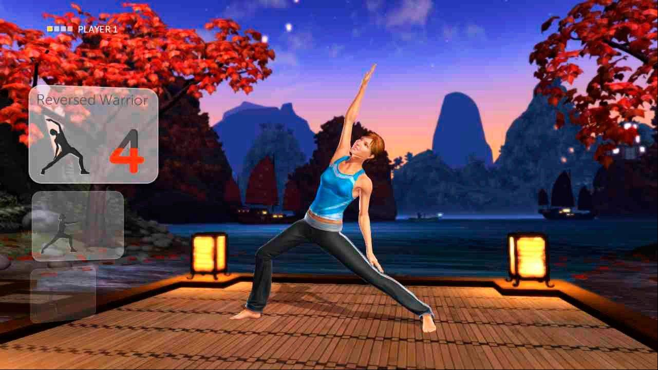 "Zen-heavy routines are just one part of ""Your Shape: Fitness Evolved 2013"" for the Wii U."