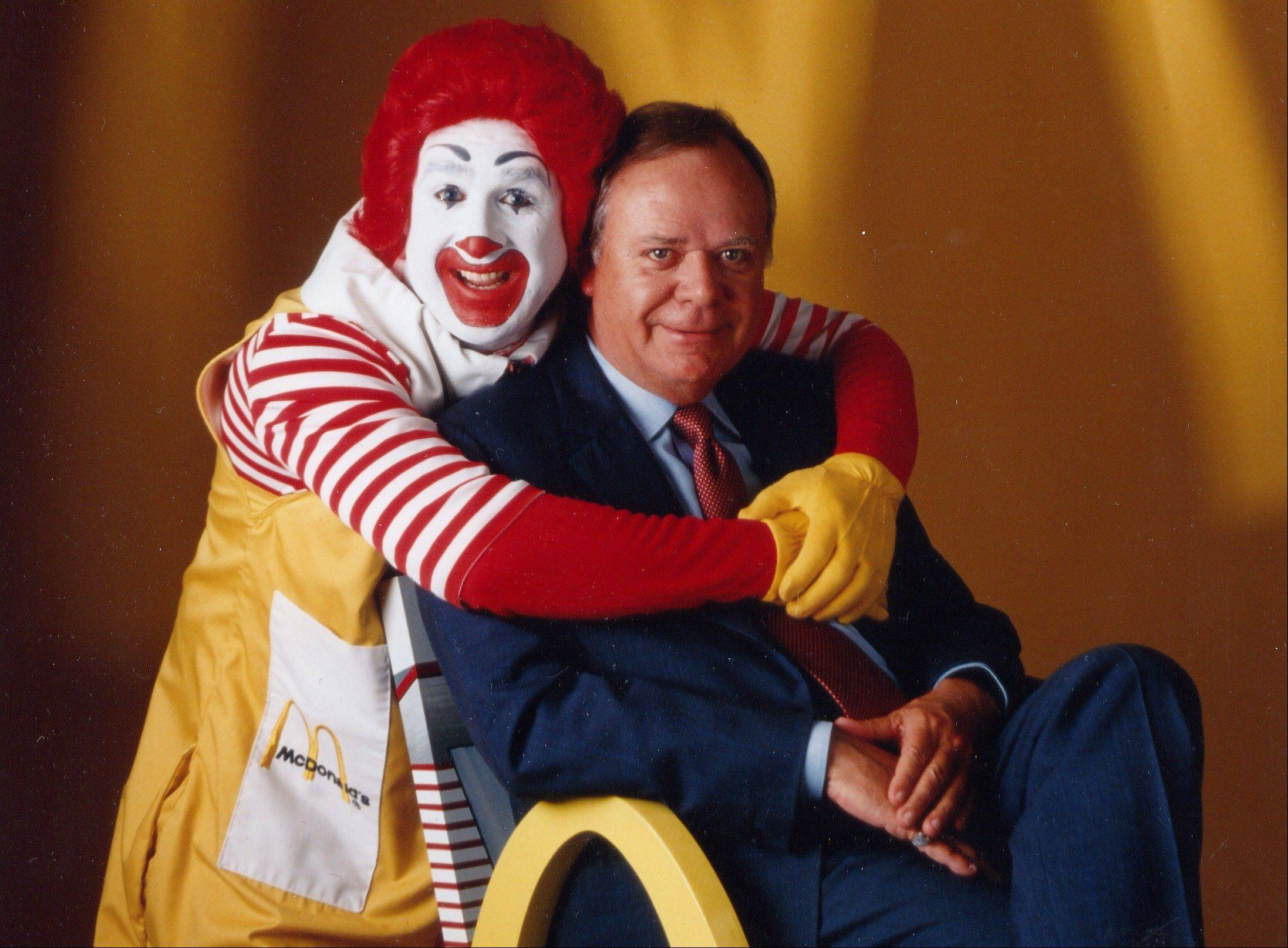 "Former McDonald's CEO Fred L. Turner, who helped expand the fast-food chain's global footprint and spearheaded the creation of ""Hamburger University,"" died Thursday after suffering complications from pneumonia, the company said. He was 80 years old."