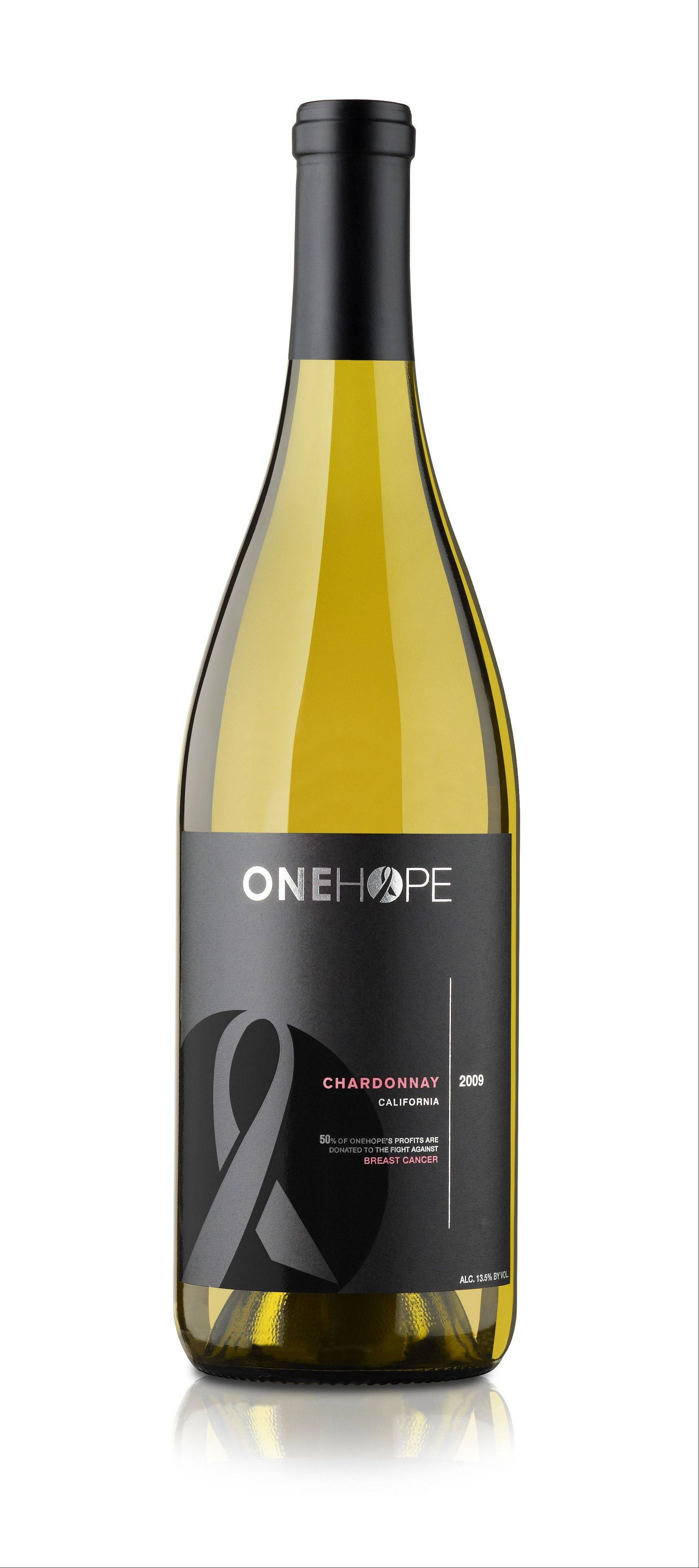 ONEHOPE Chardonnay is Mary Ross' wine of the week.