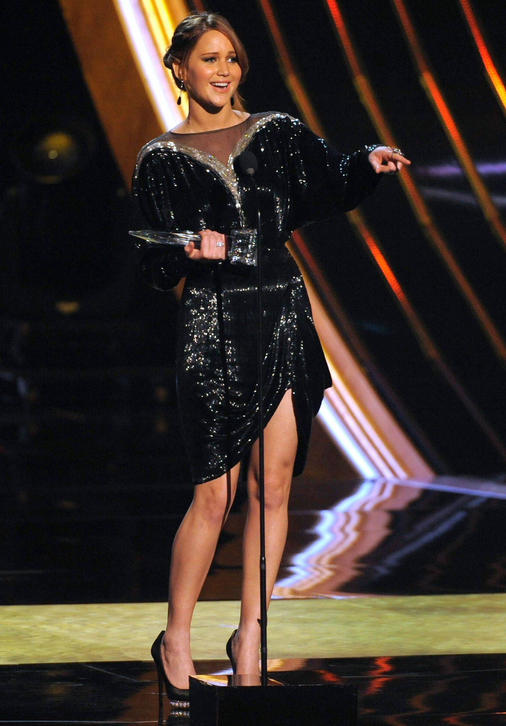 'Hunger Games' big winner at People's Choice Awards