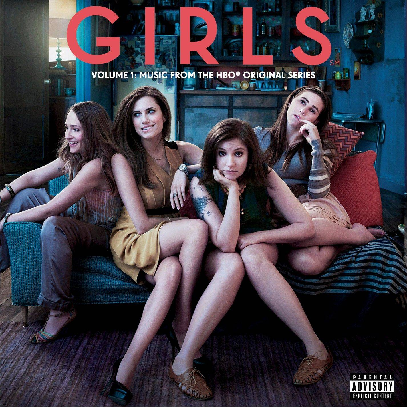 """Girls Soundtrack Volume 1: Music From The HBO Original Series"""