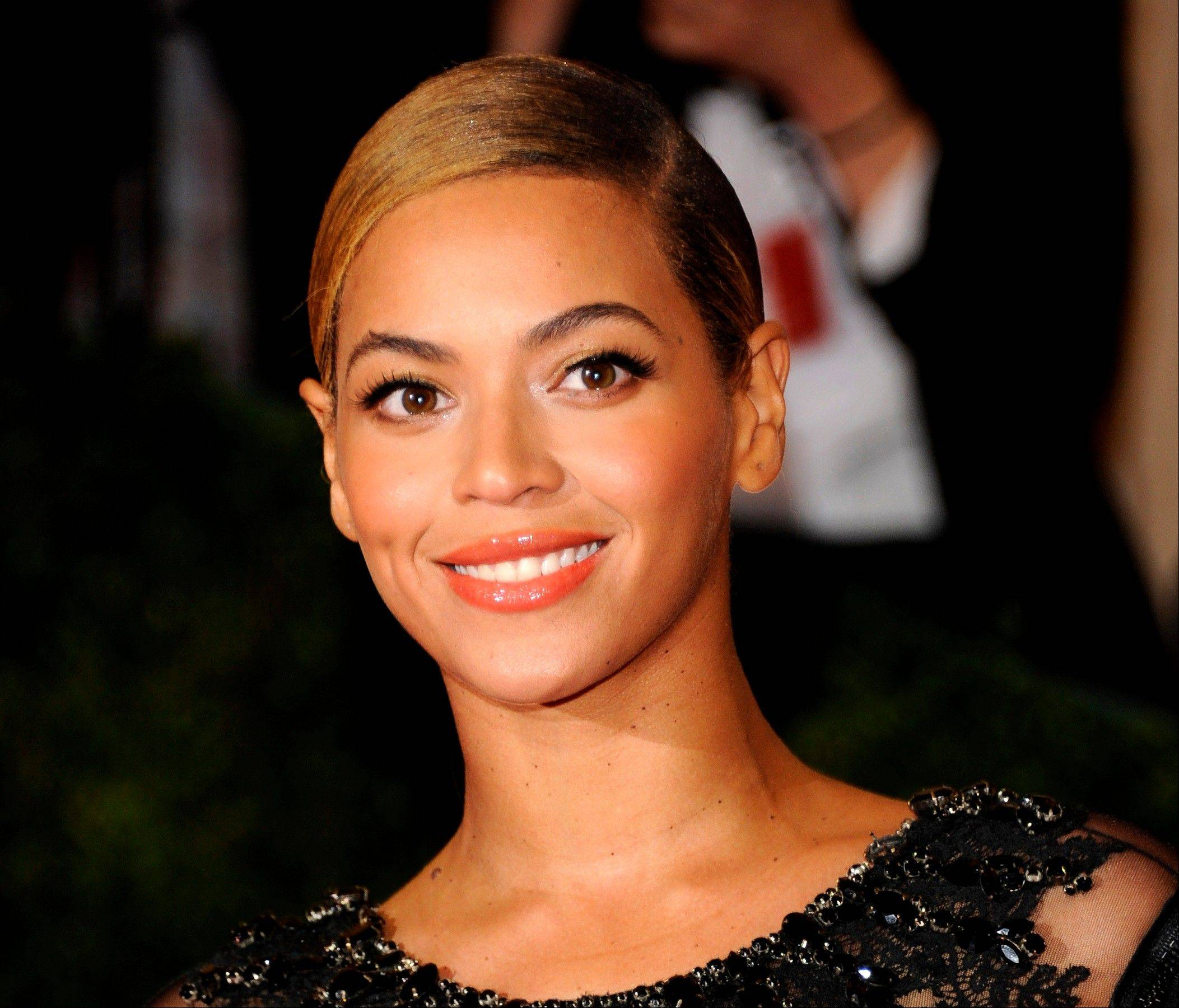 Beyoncé will sing the national anthem at President Barack Obama's inauguration ceremony on Jan. 21.