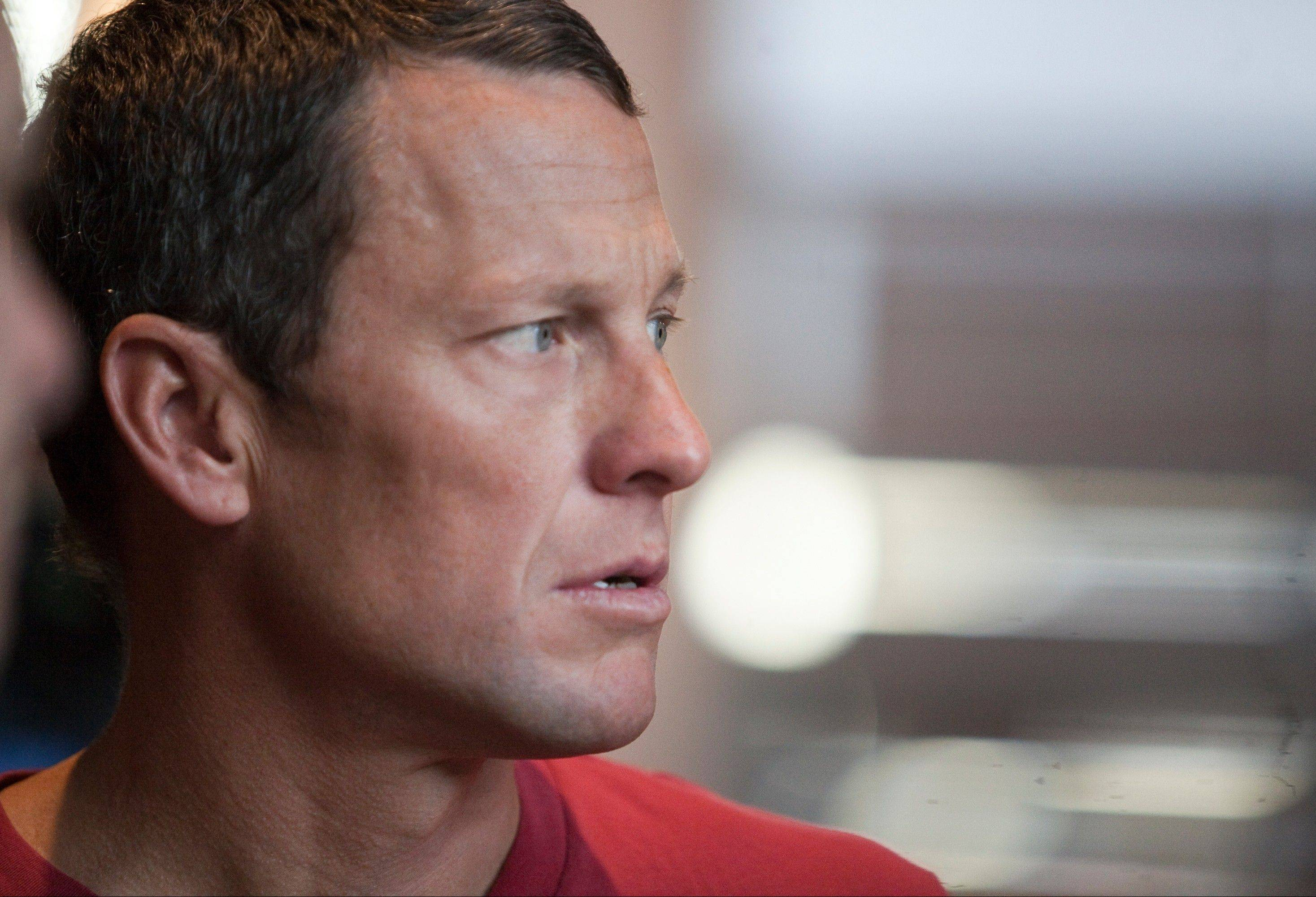 Cyclist Lance Armstrong, who has been embroiled in a doping scandal that stripped him of his seven Tour de France titles and forced him to step down from his Livestrong Foundation, is scheduled to sit down with Oprah Winfrey in a 90-minute interview that will air Jan. 17 on OWN.