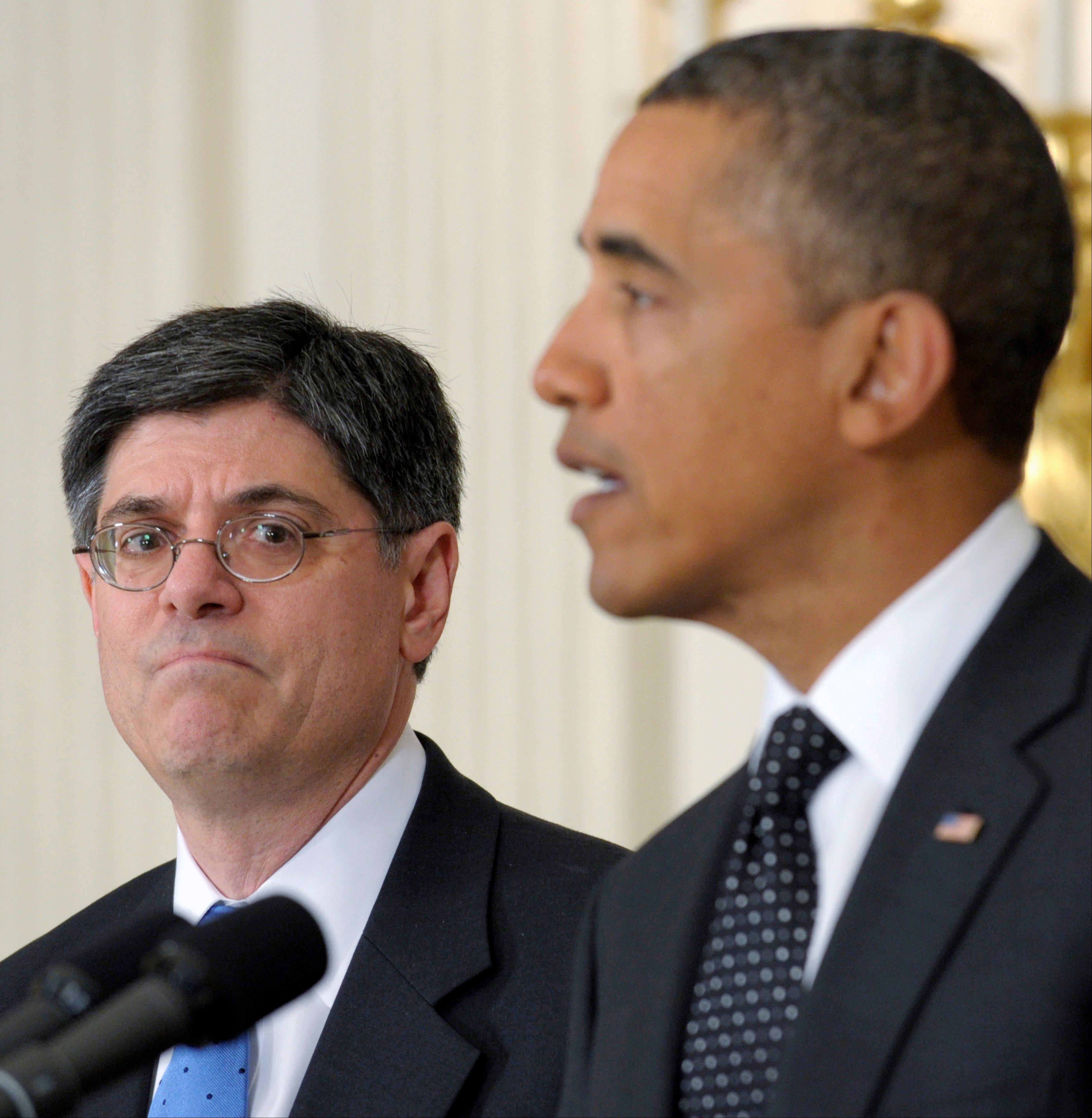 Jack Lew, current White House chief of staff, is President Barack Obama's expected pick to lead the Treasury Department, with an announcement possible before the end of the week.