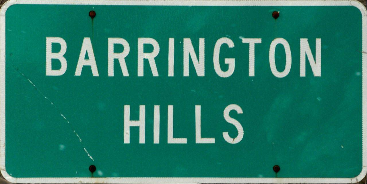 At nearly $1,618 per person, Barrington Hills has the highest per capita property tax collection of any suburb.