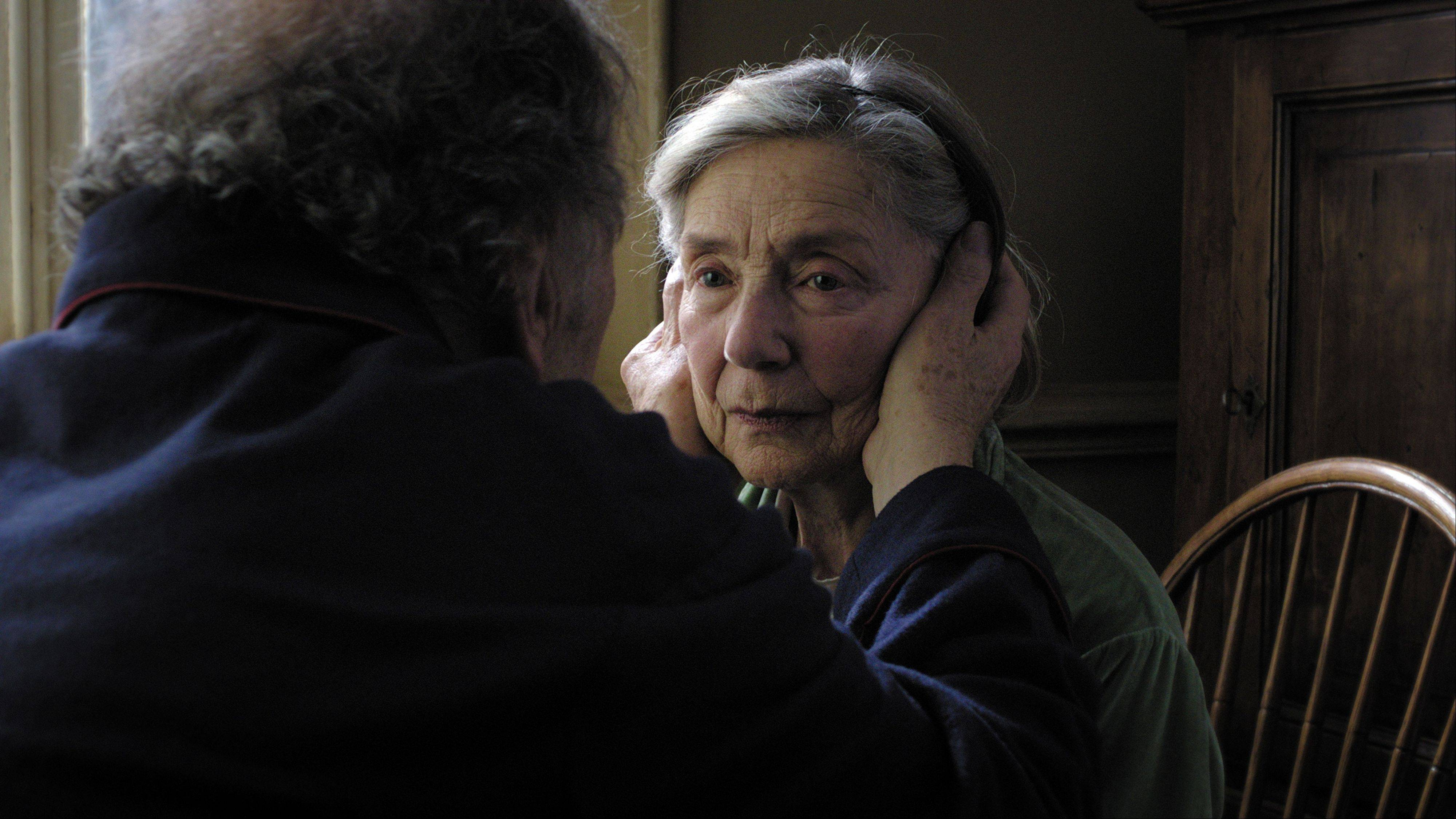 Emmanuelle Riva was nominated for an Academy Award for best actress for her role in �Amour,� which received five Oscar nominations, including best picture.